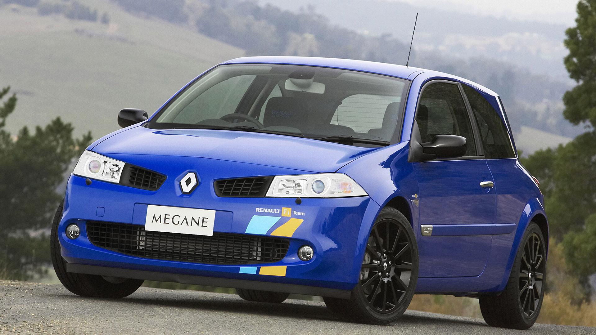 2006 Renault Megane RS F1 Team