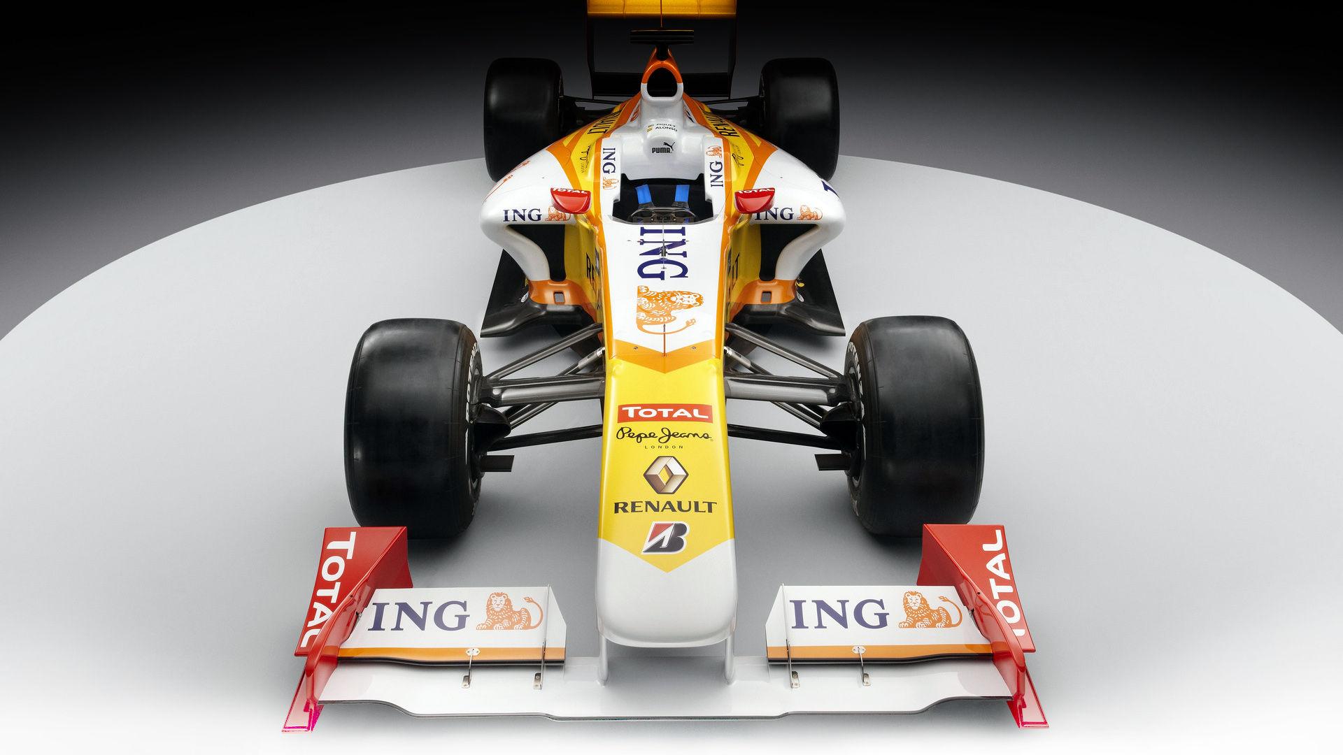 2009 Renault F1 R29