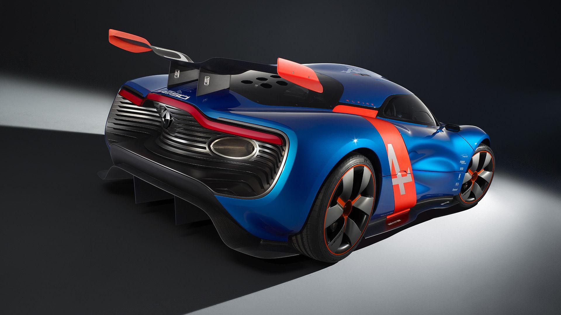 2012 Alpine A 110-50 Concept