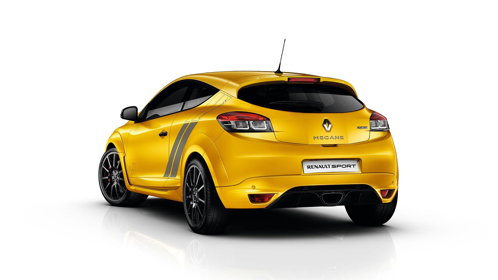 2015 Renault Megane RS 275 Trophy