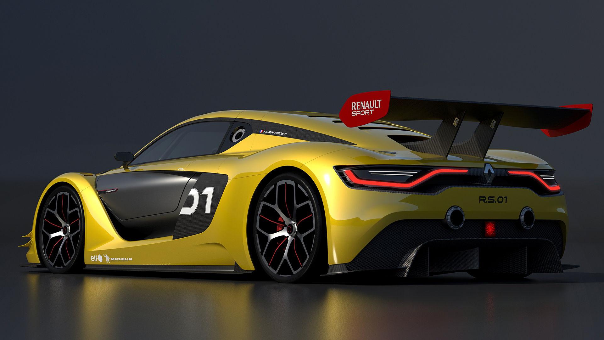 2015 Renault Sport RS 01