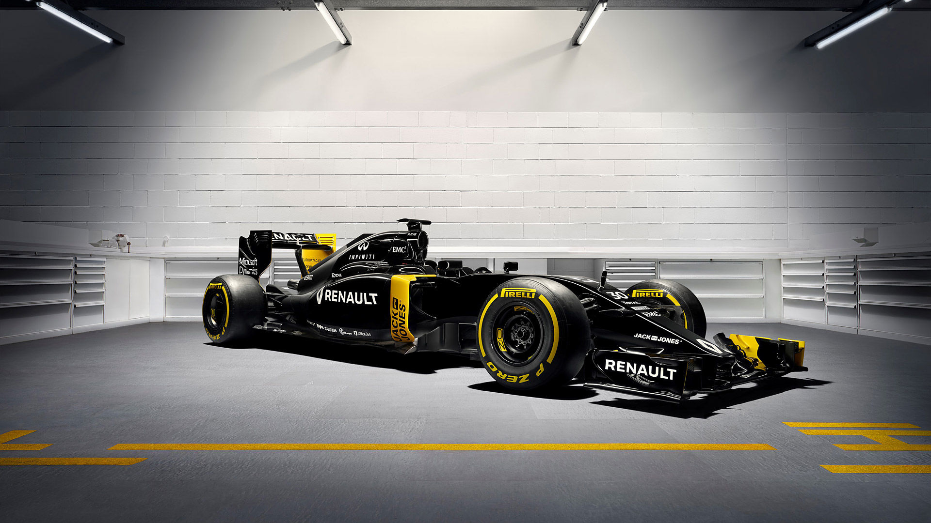 2016 Renault RS16