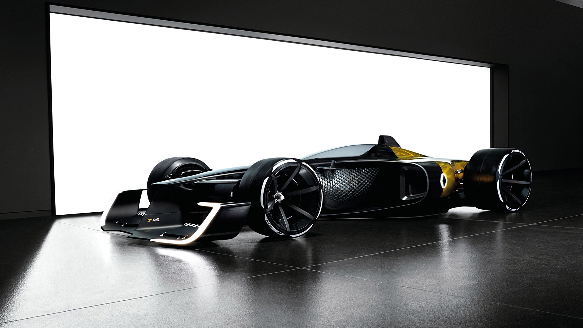 2017 Renault RS 2027 Vision Concept