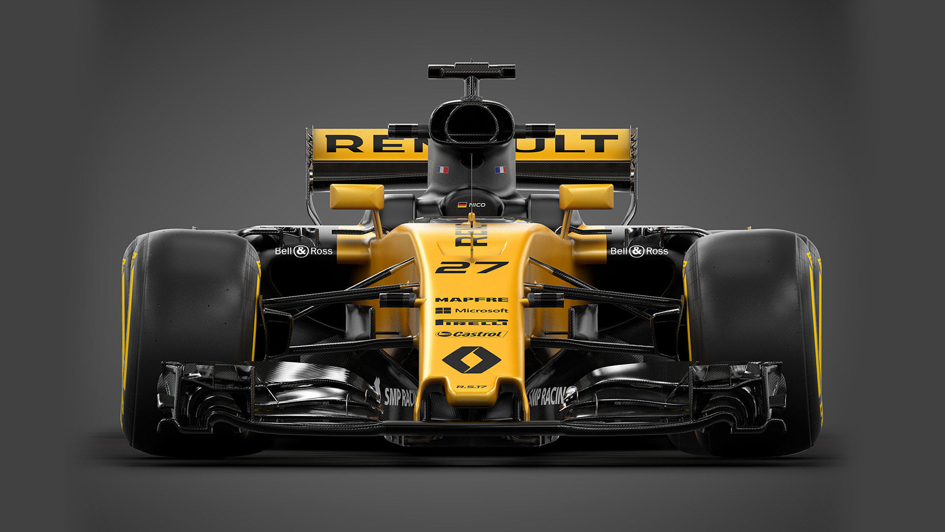 2017 Renault RS17