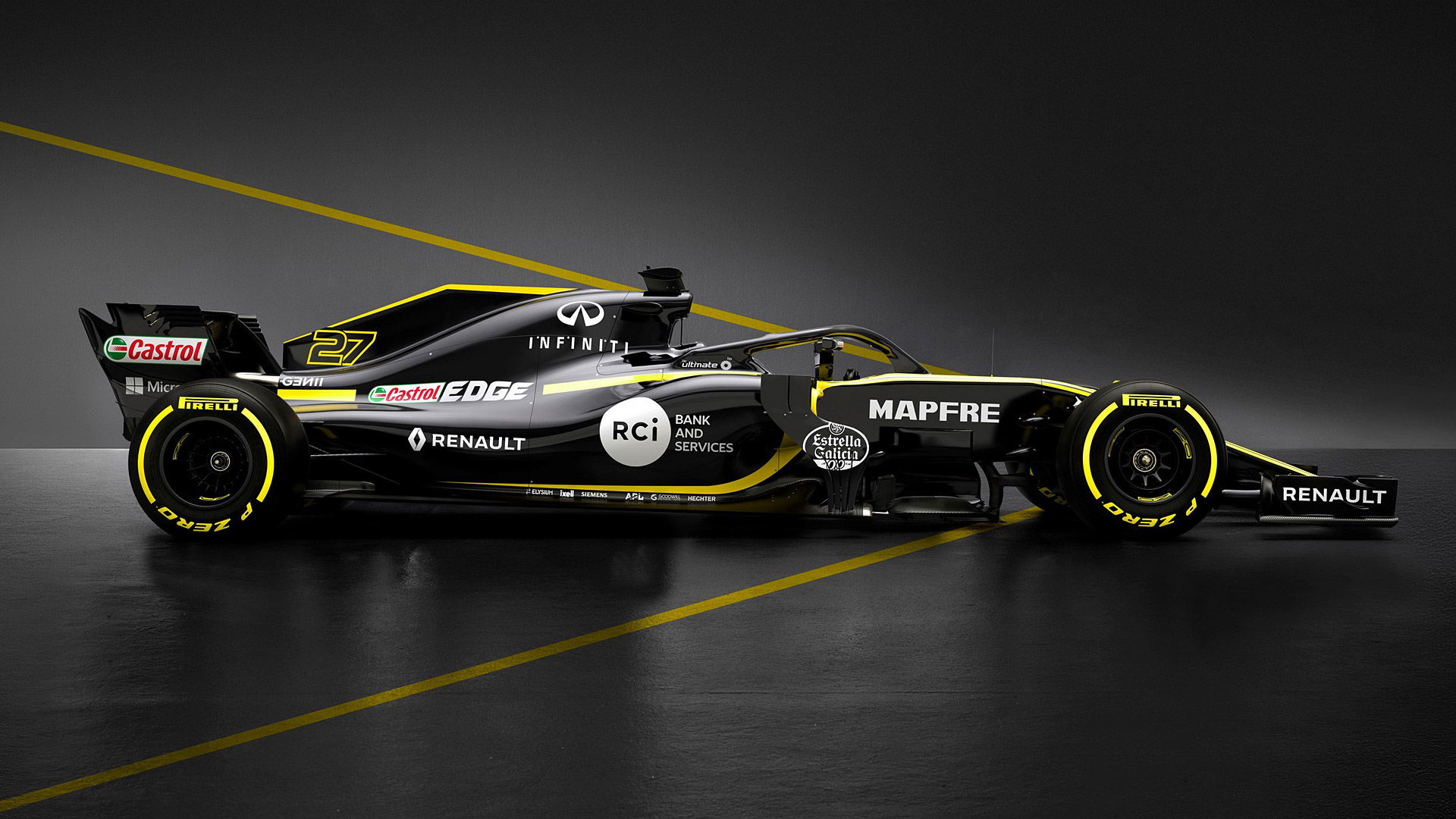 2018 Renault RS18
