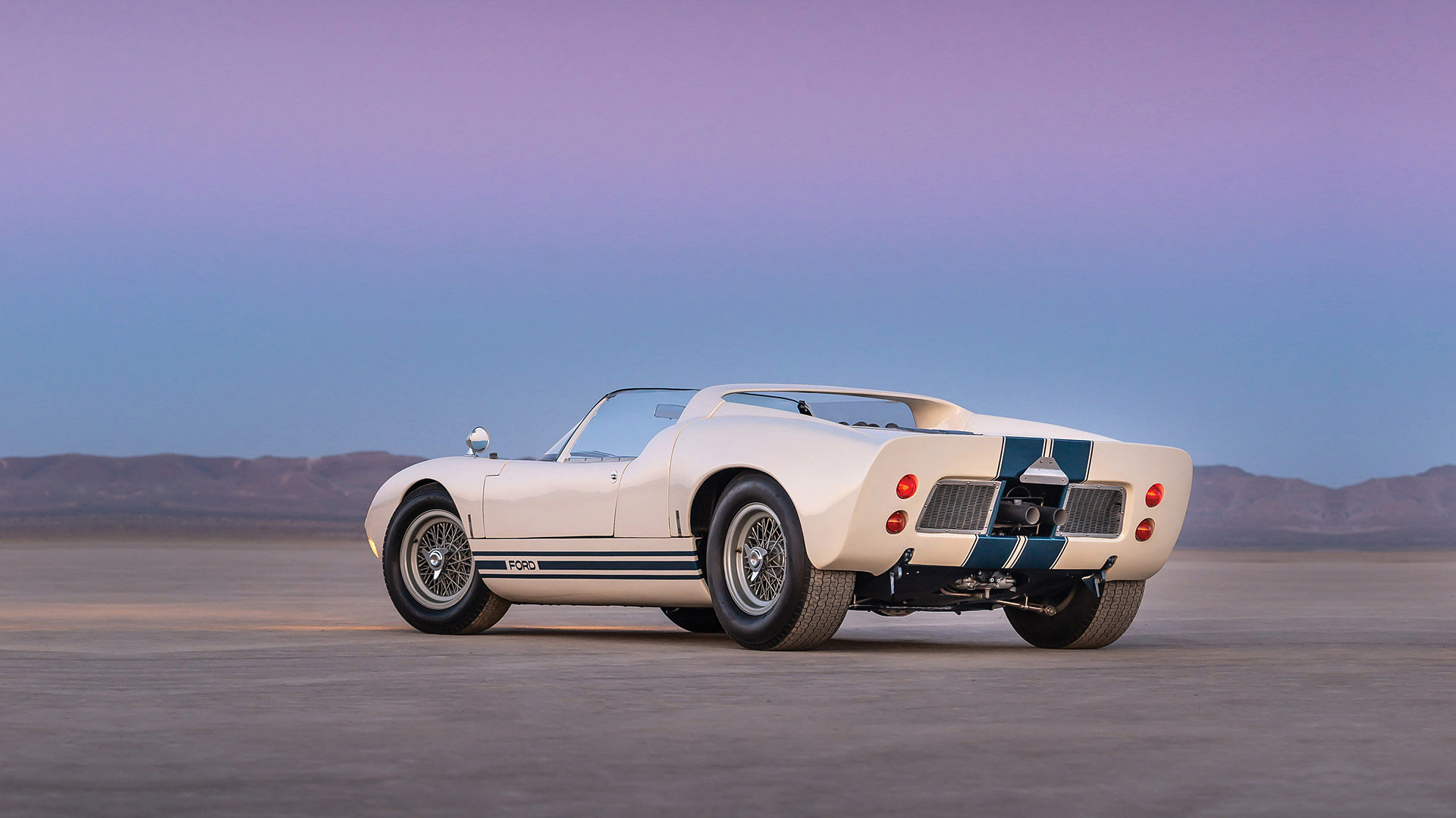 1965 Ford GT Roadster Prototype