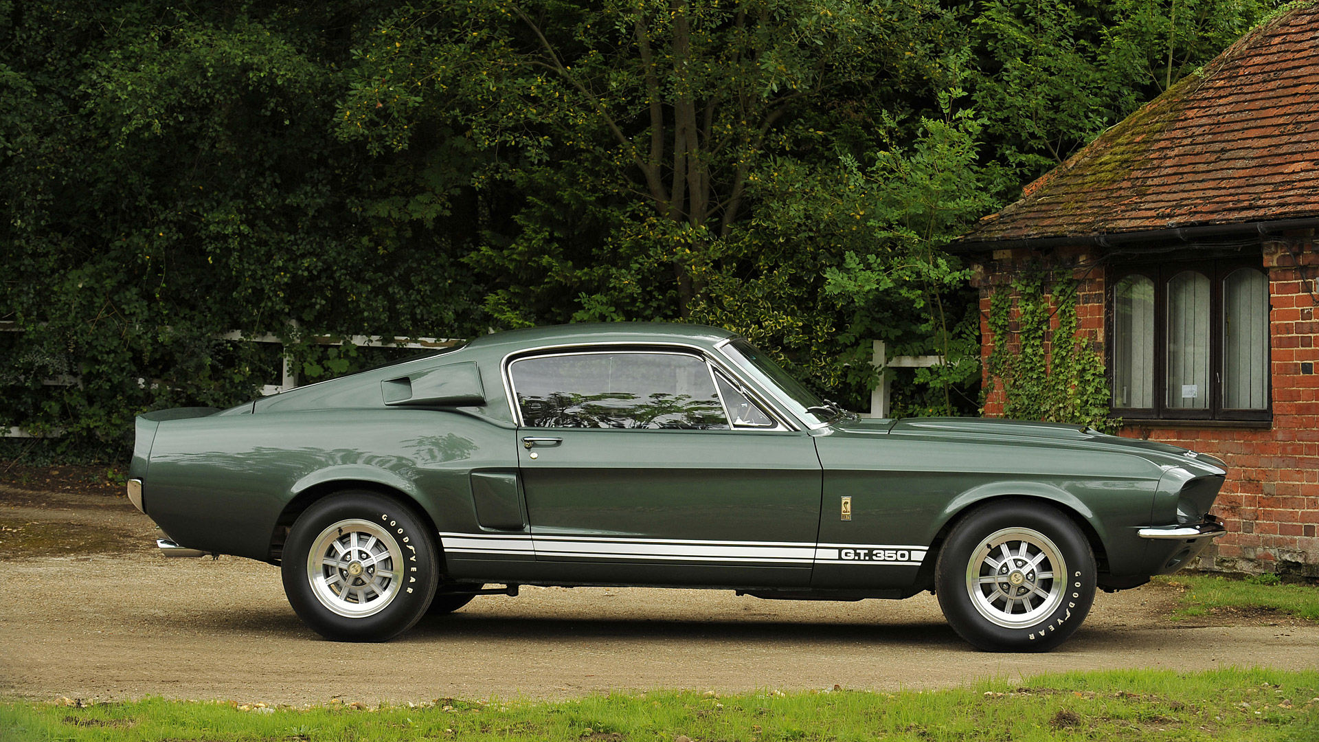 1967 Ford Shelby Mustang GT350