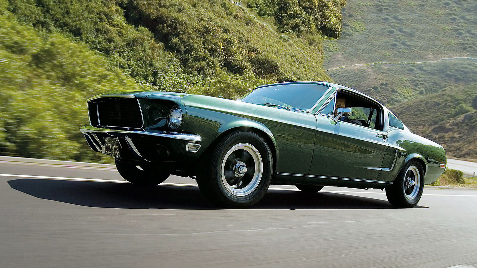 1968 Ford Mustang GT 390