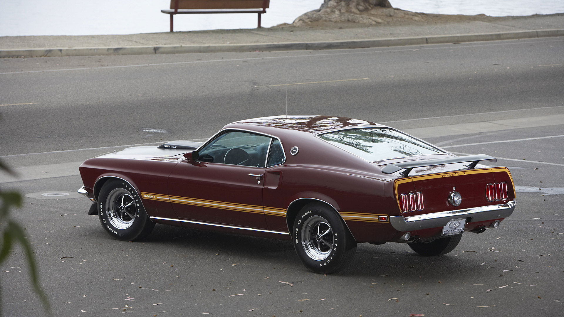 1969 Ford Mustang 428 Super Cobra Jet