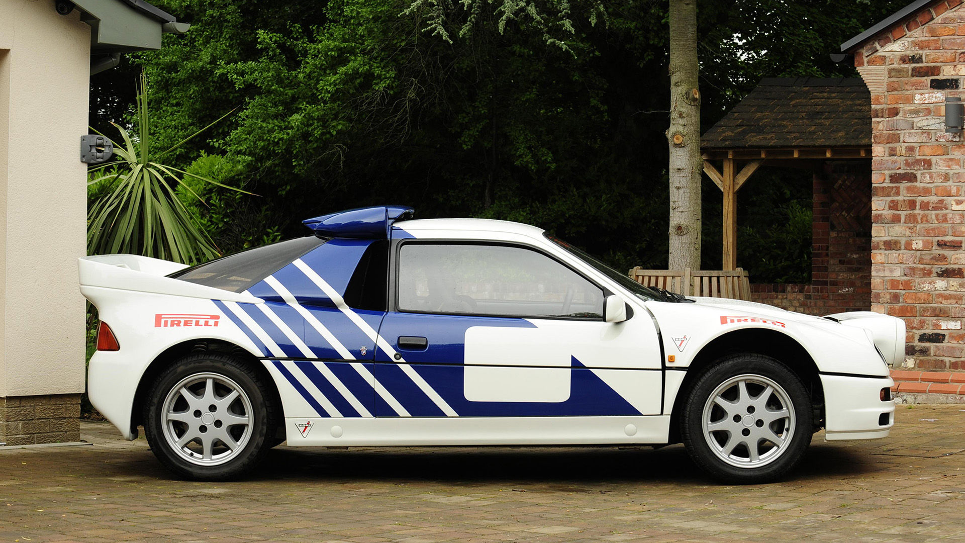 1984 Ford RS200