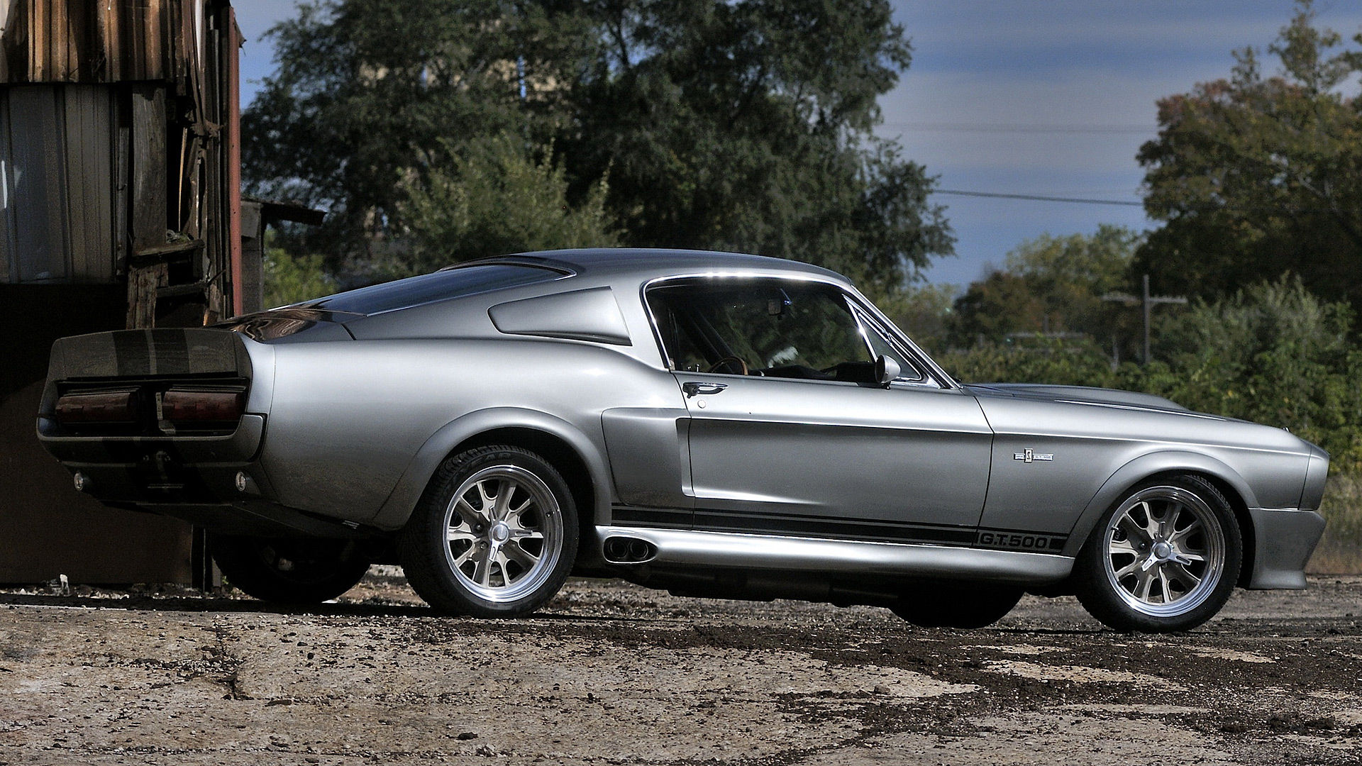 "2000 Ford Mustang GT500 ""Eleanor"""