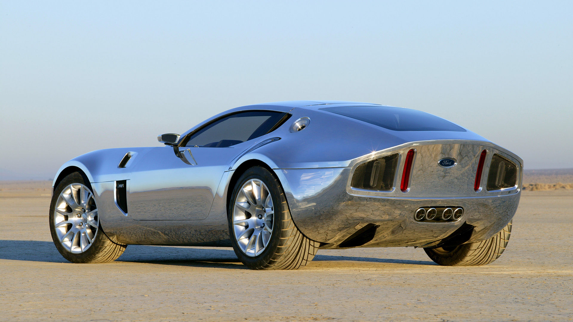 2004 Ford Shelby GR-1 Concept