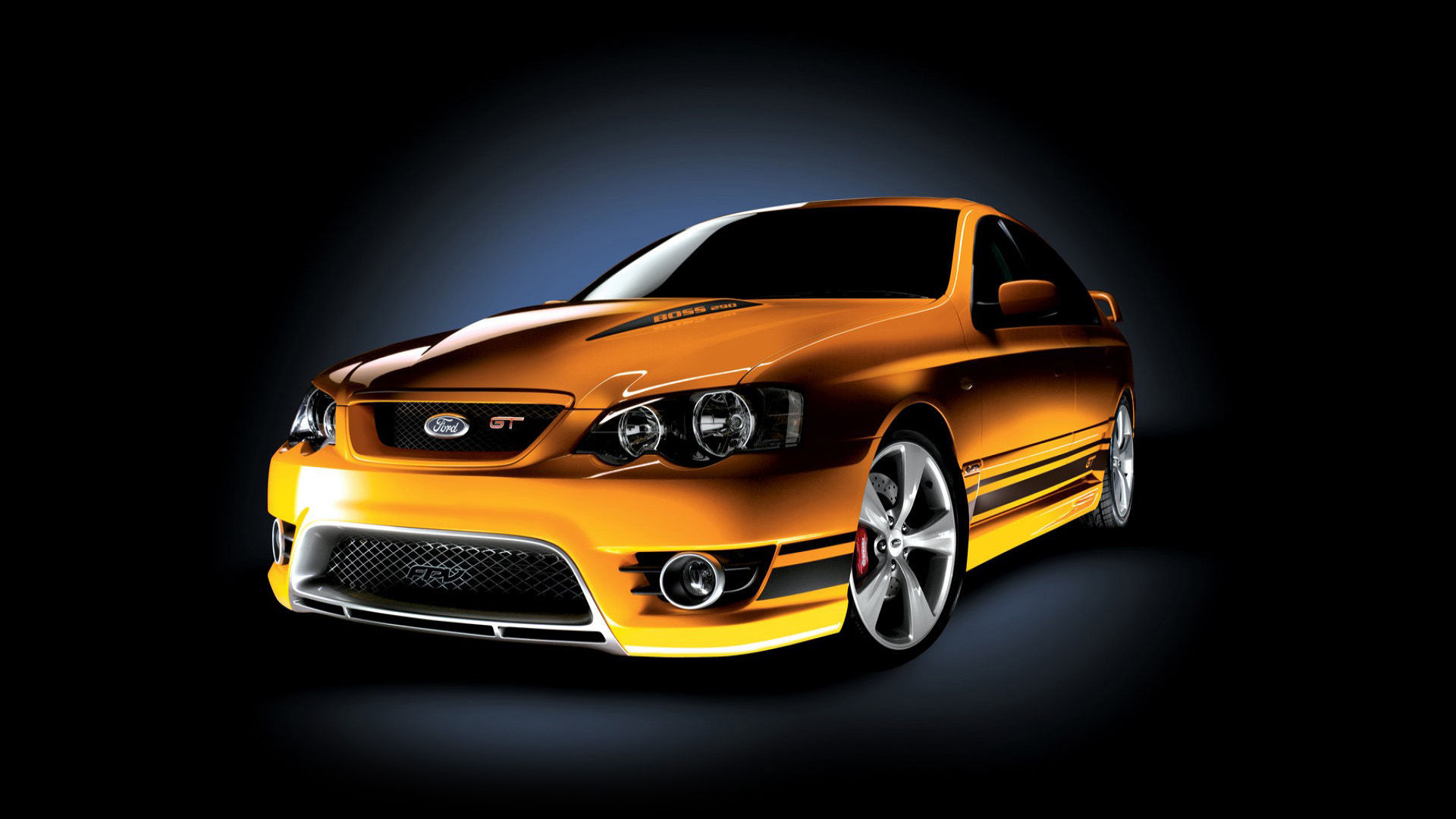 2006 Ford FPV BF MkII Series