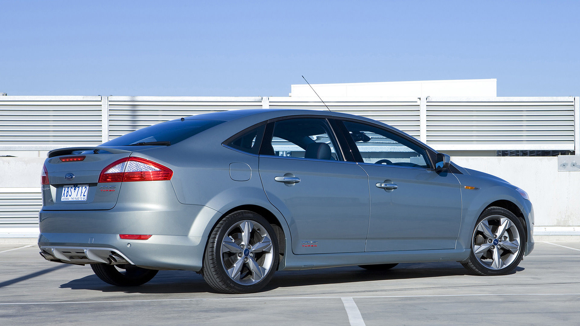 2007 Ford Mondeo XR5 Turbo
