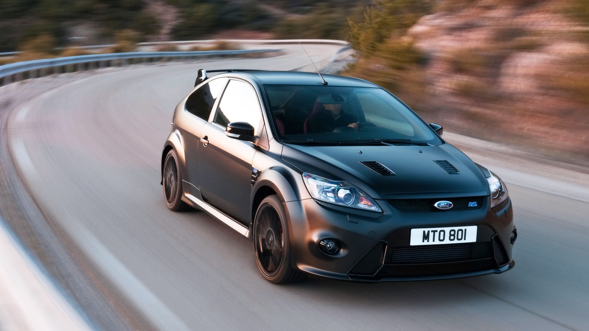 2010 Ford Focus RS500