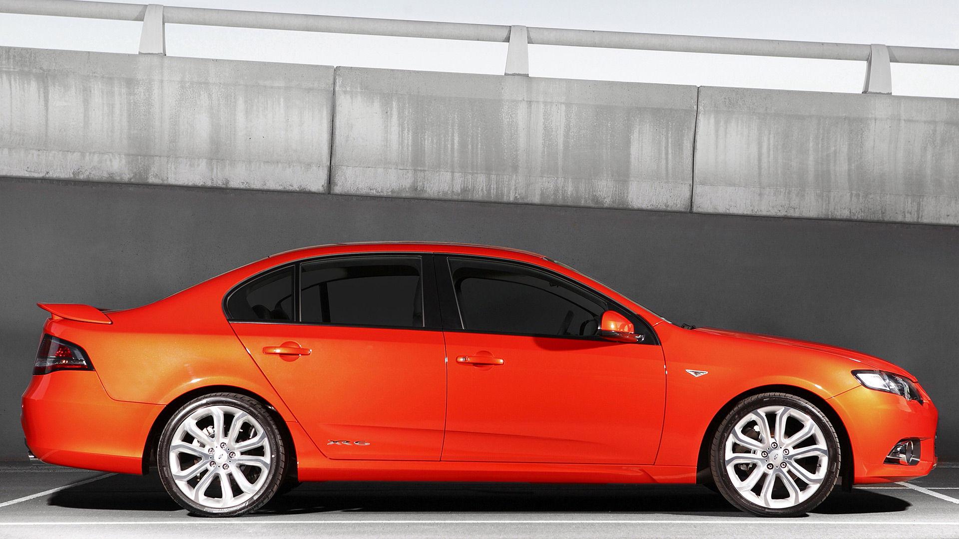 2011 Ford Falcon XR6 Turbo