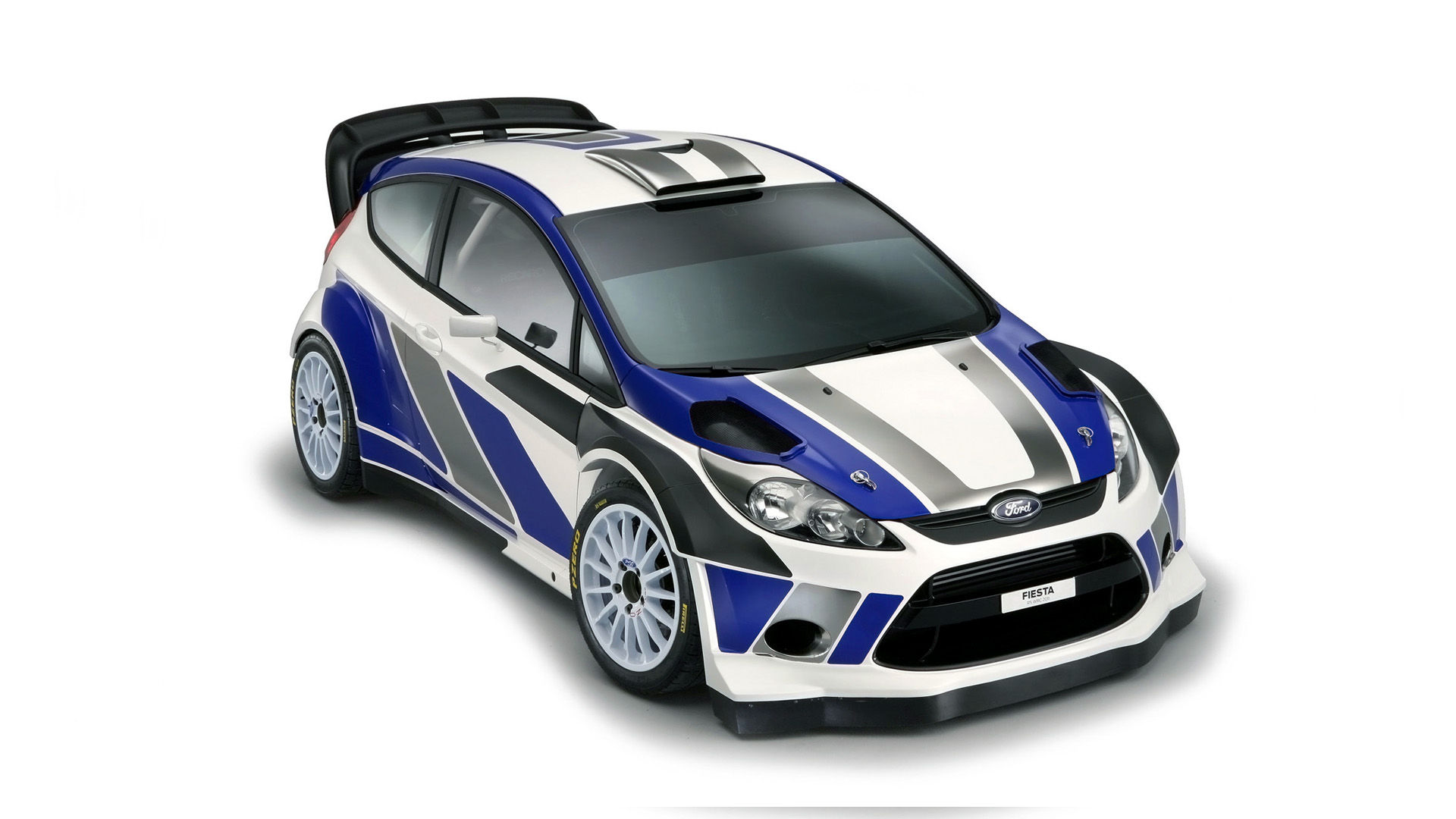 2011 Ford Fiesta RS World Rally Car
