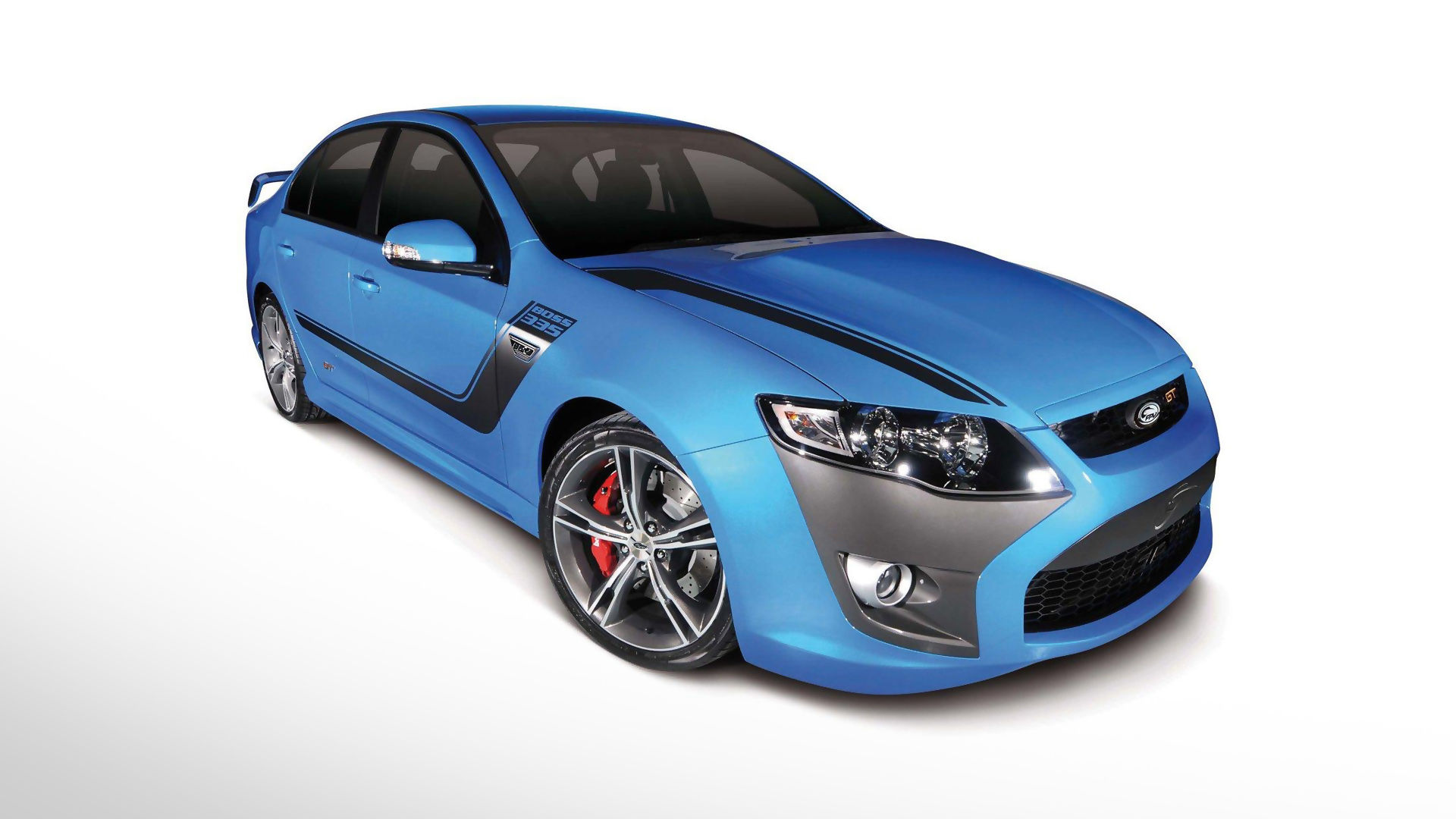 2011 Ford FPV GT