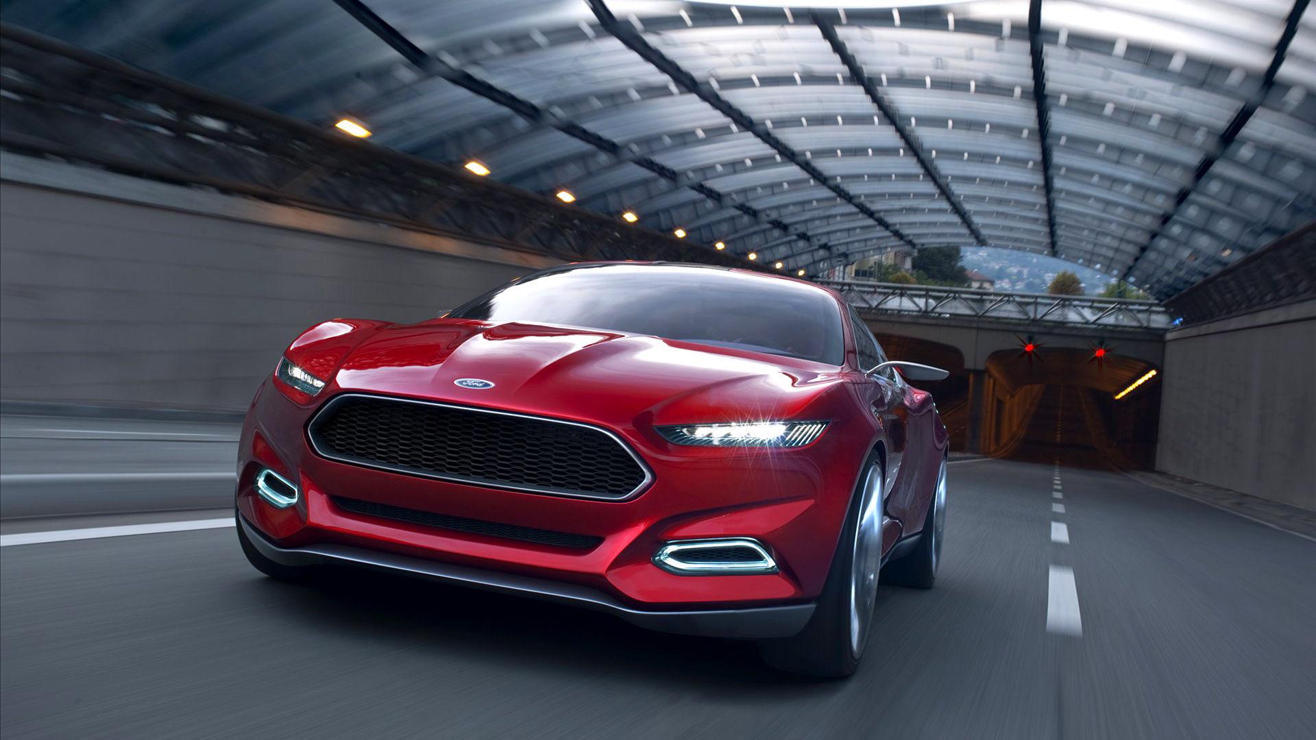 2012 Ford Evos Concept