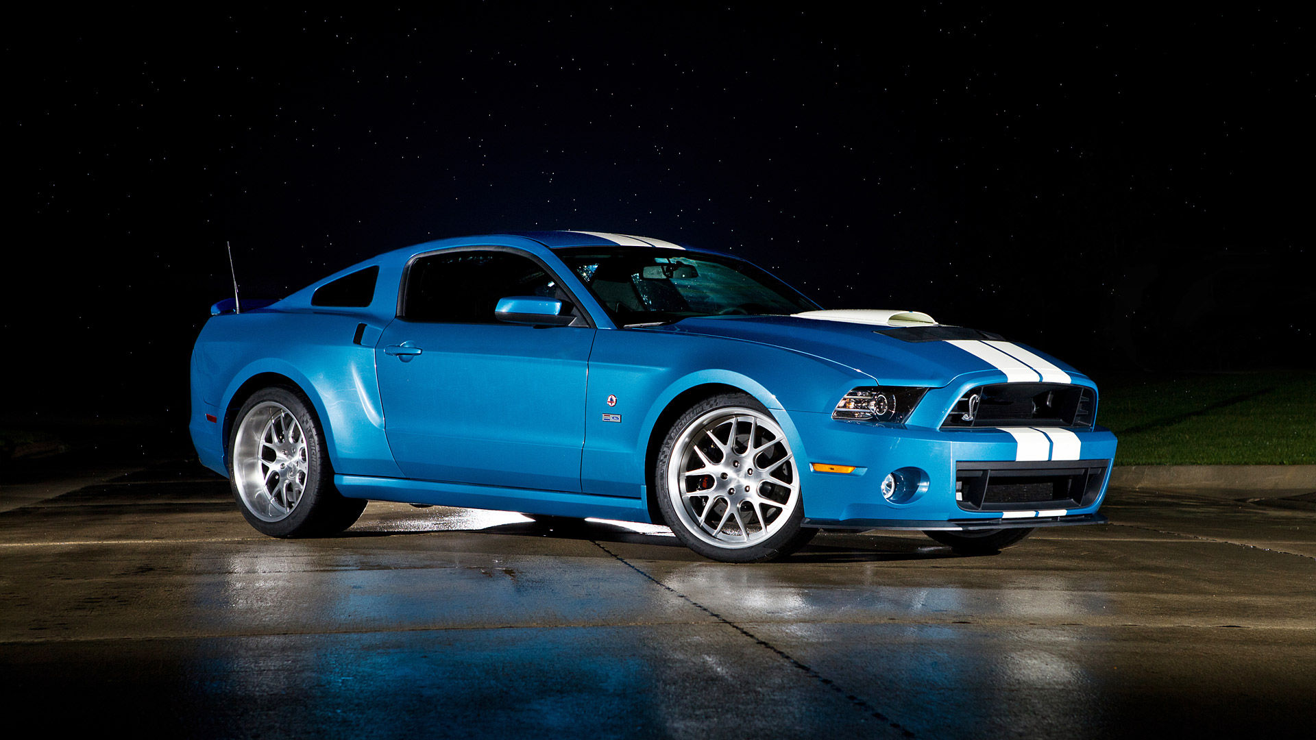 2013 Ford Shelby Mustang GT500 Cobra