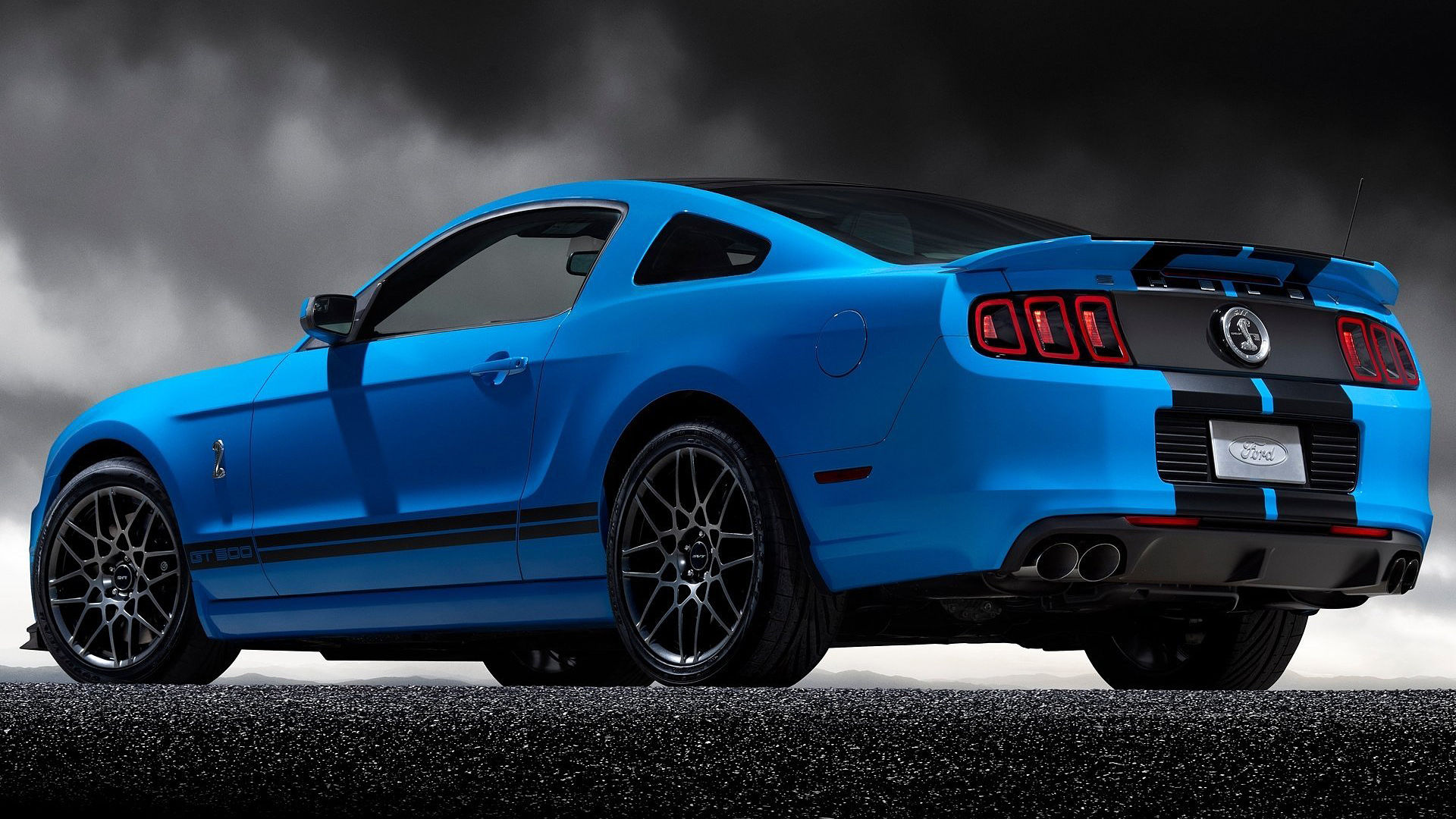 2013 Ford Shelby Mustang GT500