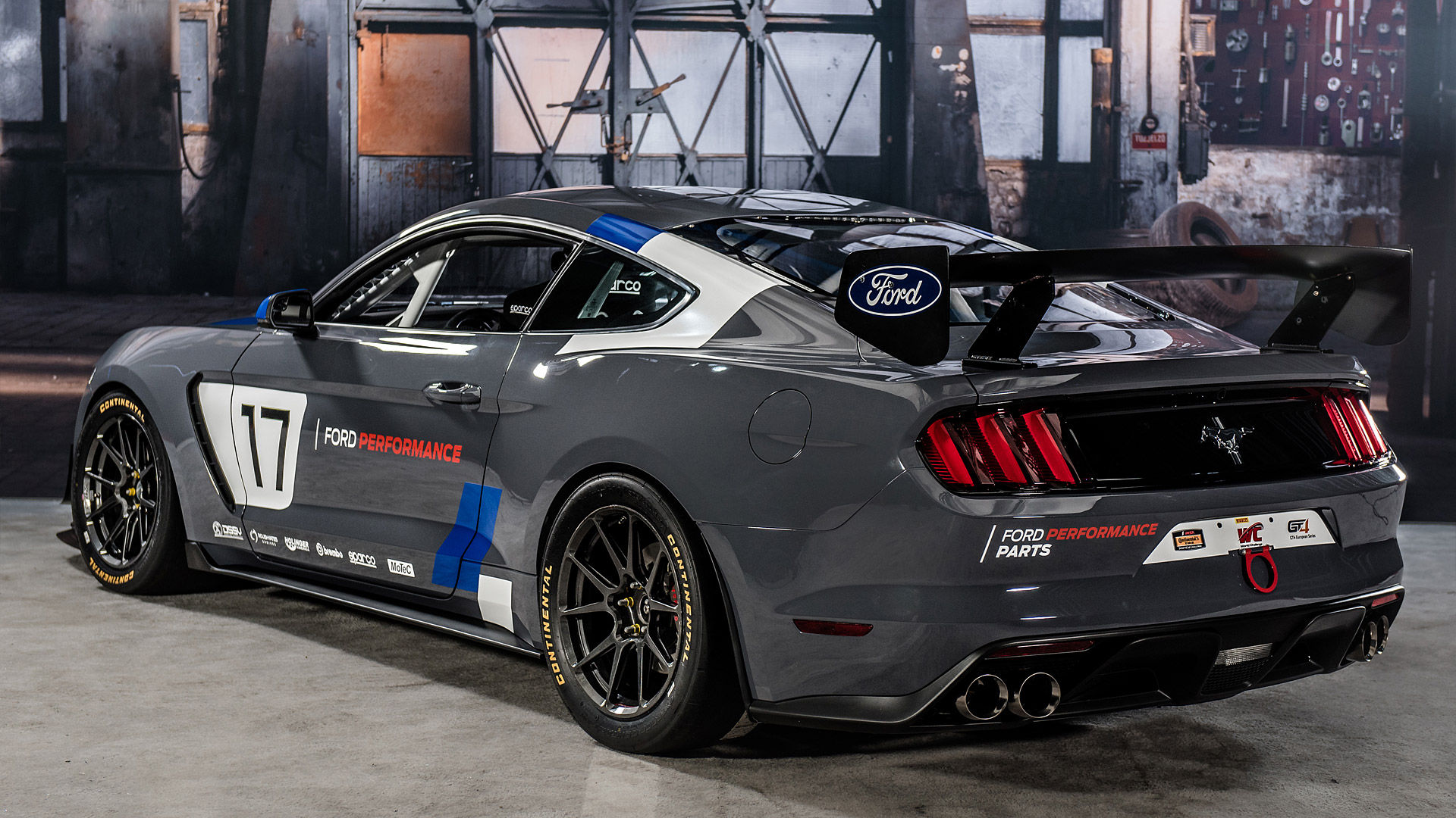 2016 Ford Mustang GT4