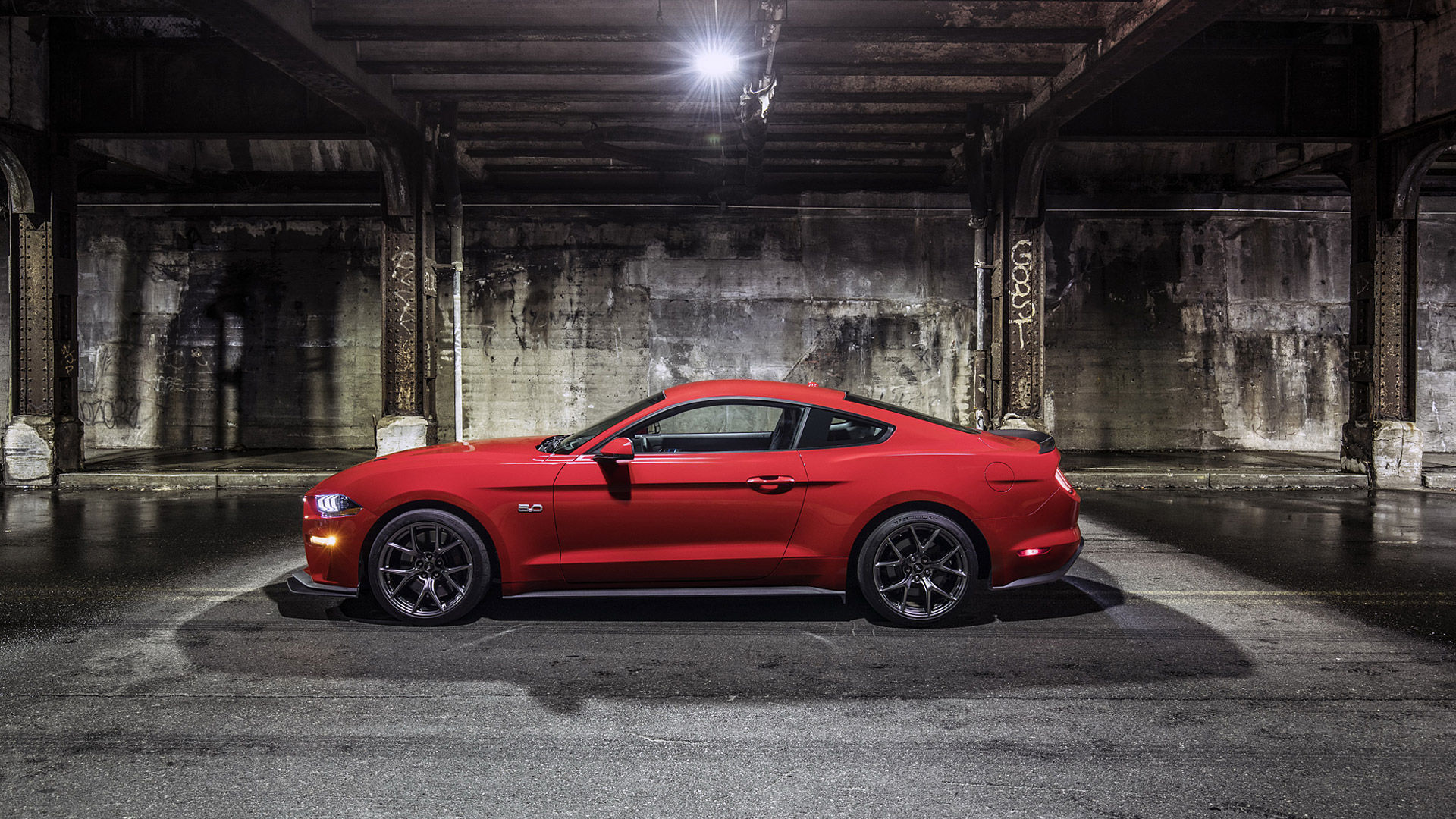 2018 Ford Mustang GT Performance