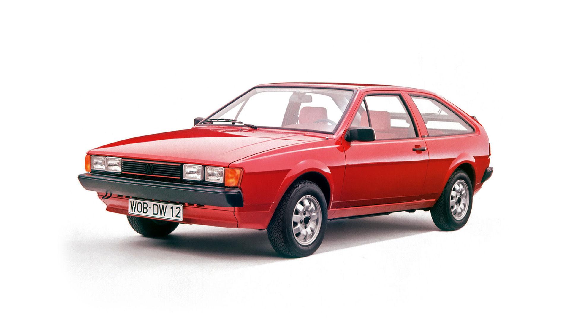 1981 Volkswagen Scirocco GT