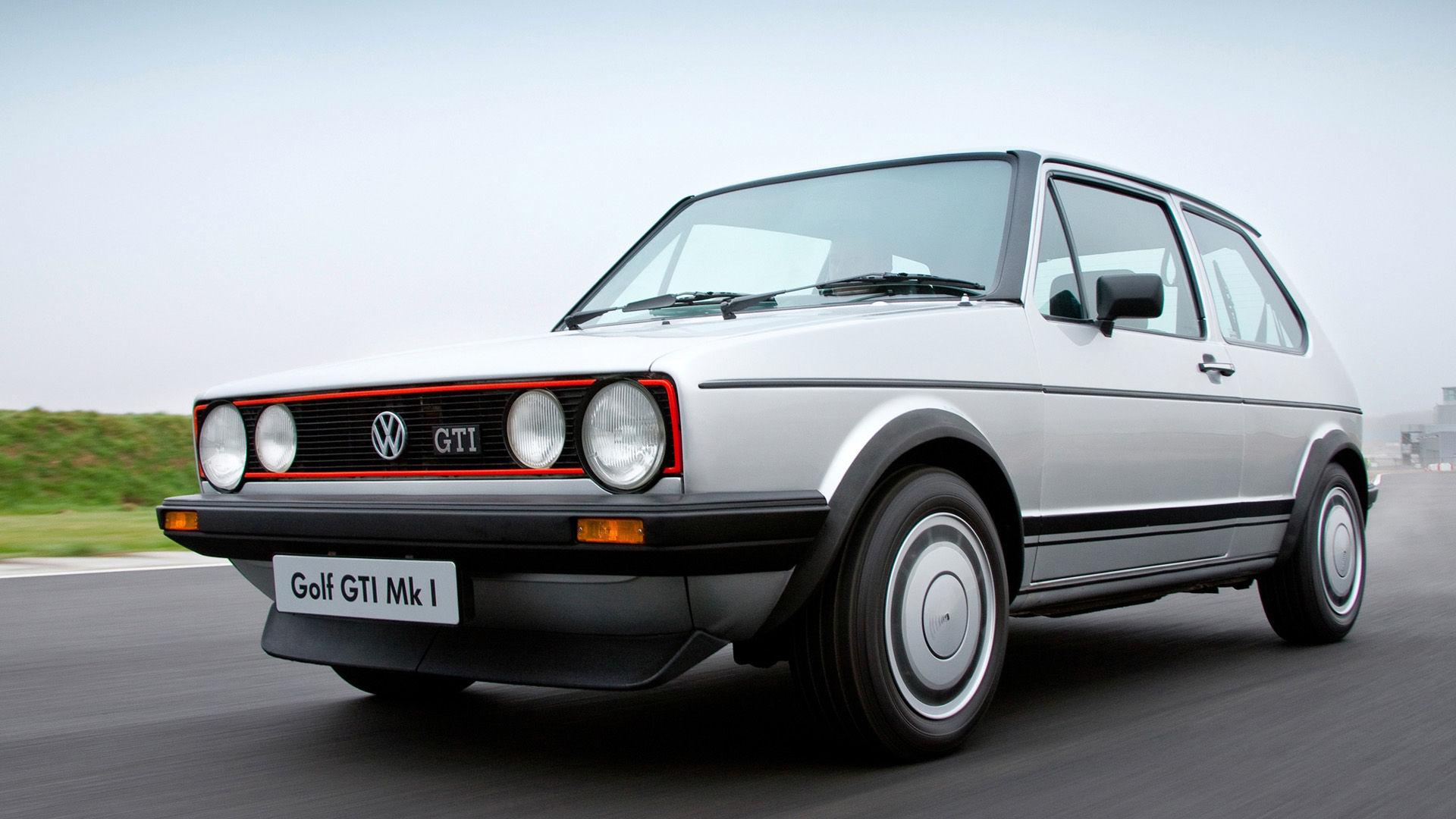 1983 Volkswagen Golf GTI Pirelli