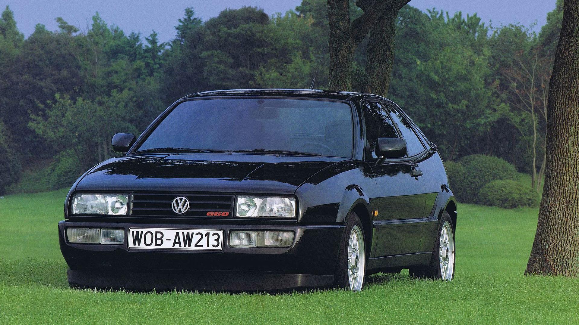 1988 Volkswagen Corrado G60