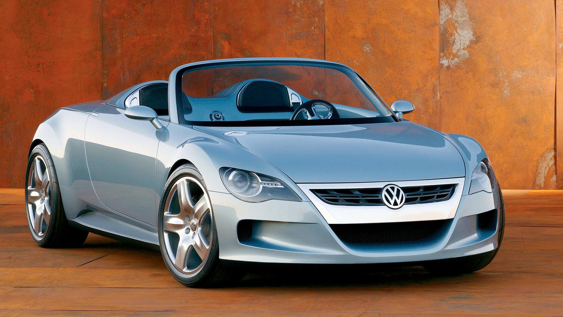2003 Volkswagen Concept-R