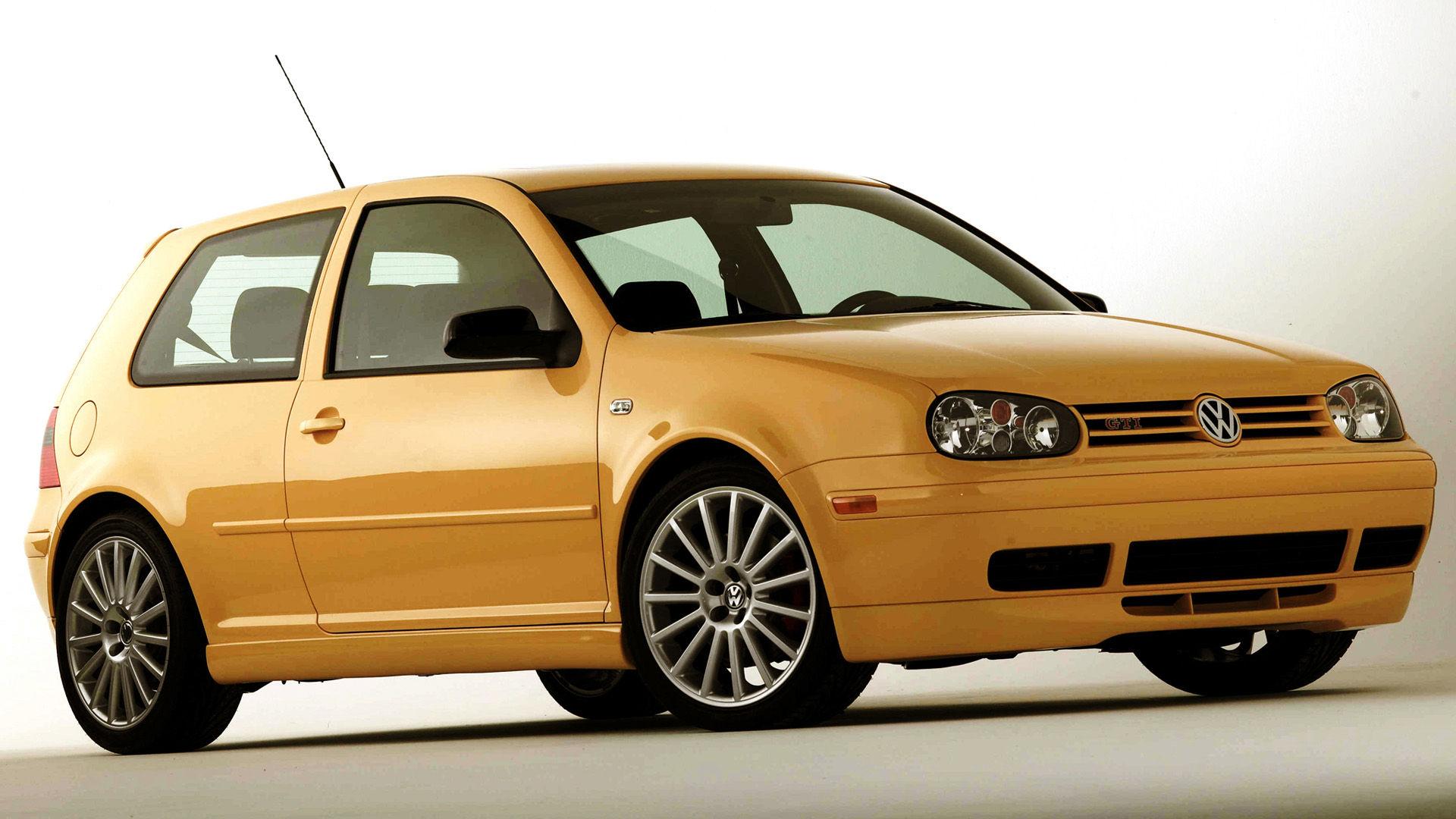 2003 Volkswagen Golf GTI 25th Anniverary