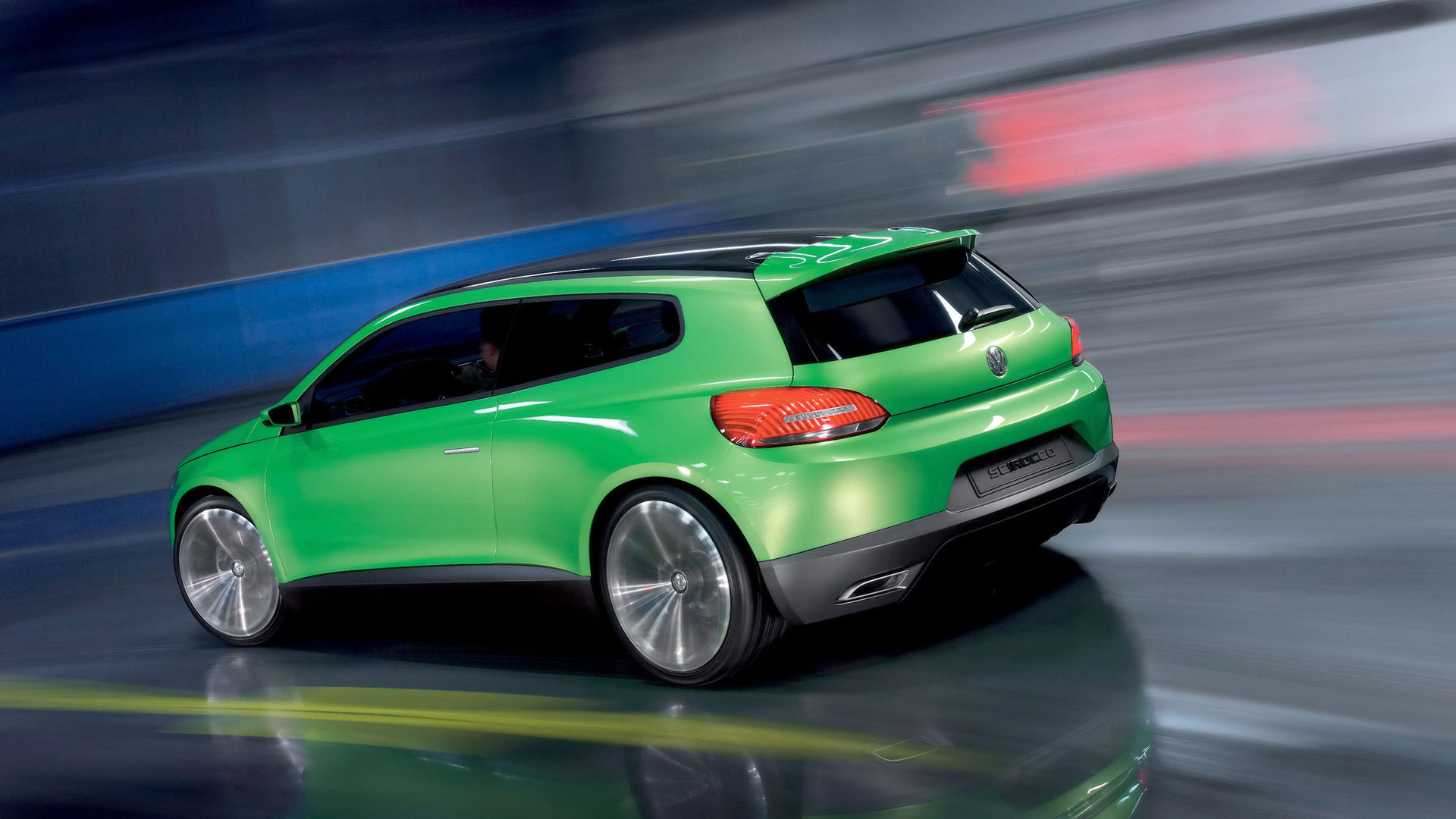 2006 Volkswagen IROC Concept