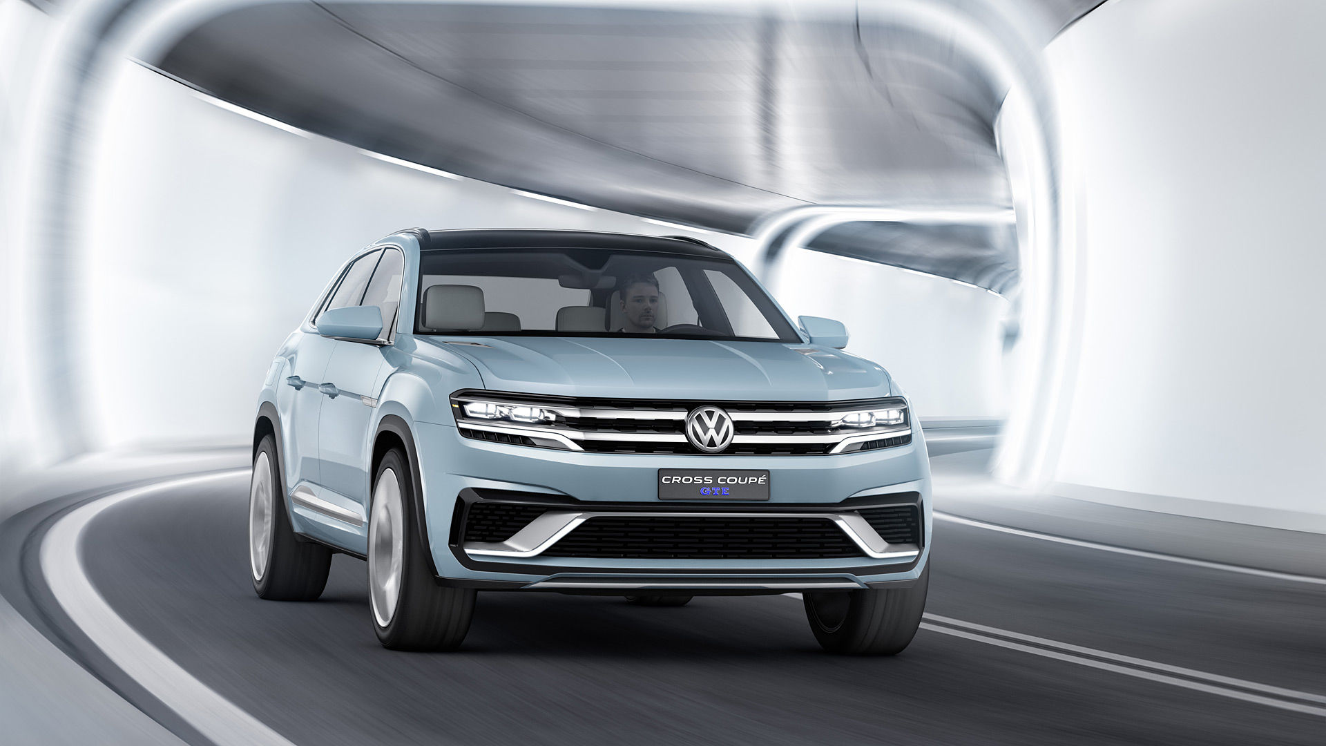 2015 Volkswagen Cross Coupe GTE Concept