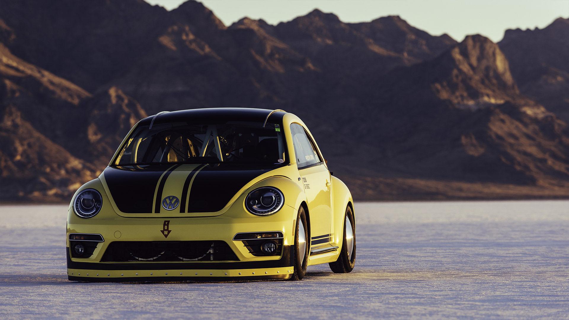 2016 Volkswagen Beetle LSR