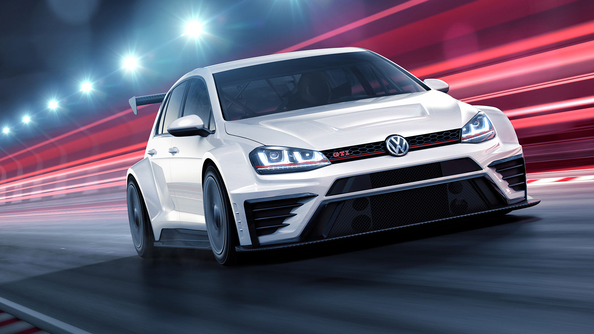 2016 Volkswagen Golf GTI TCR