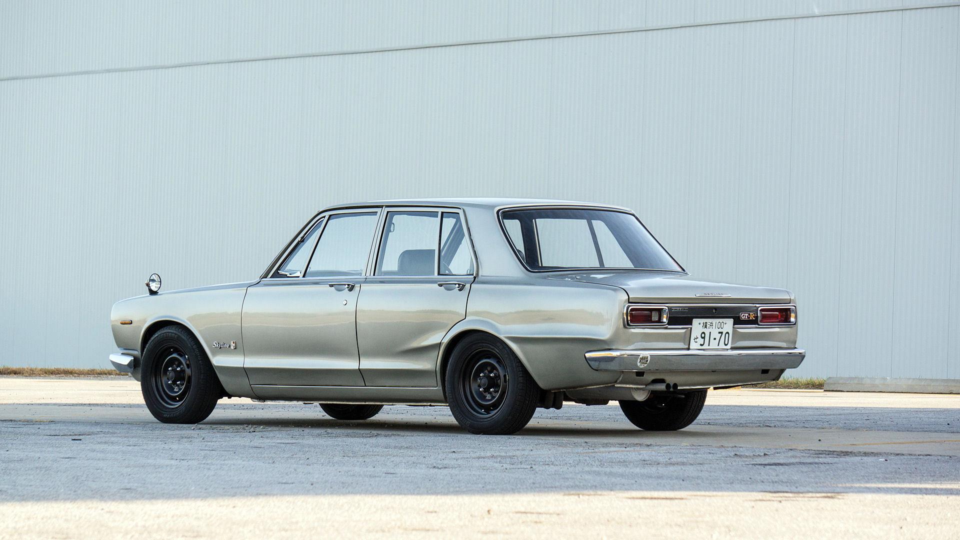 1969 Nissan Skyline 2000GT-R Sedan