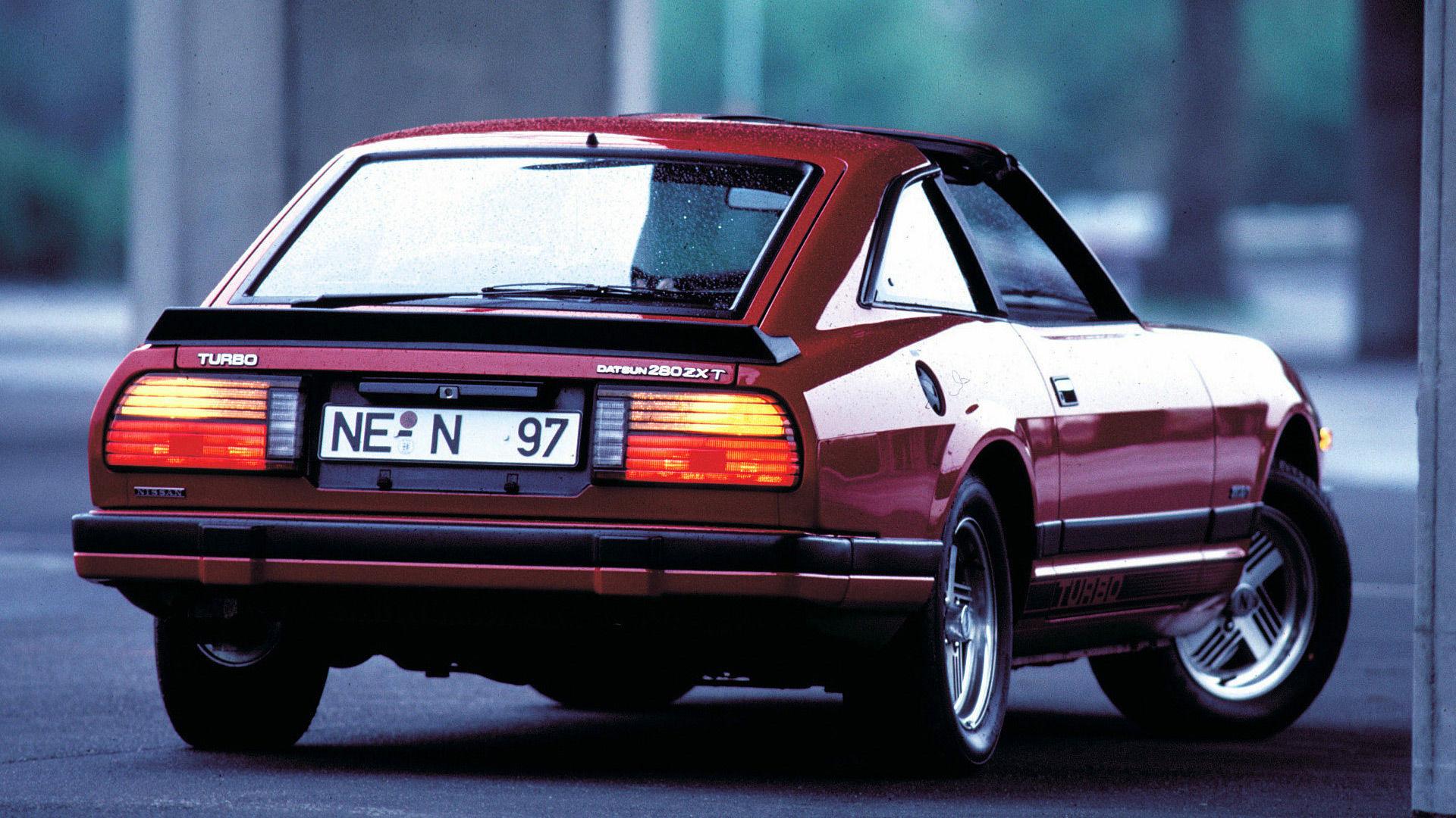 1980 Nissan 280ZX