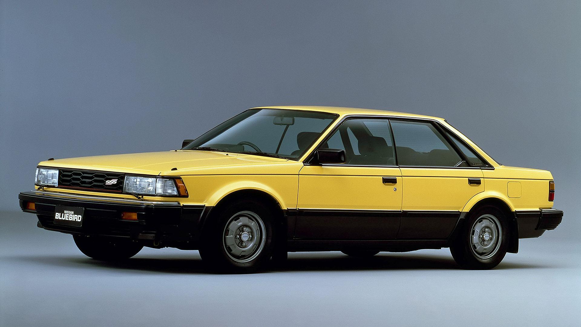 1983 Nissan Bluebird