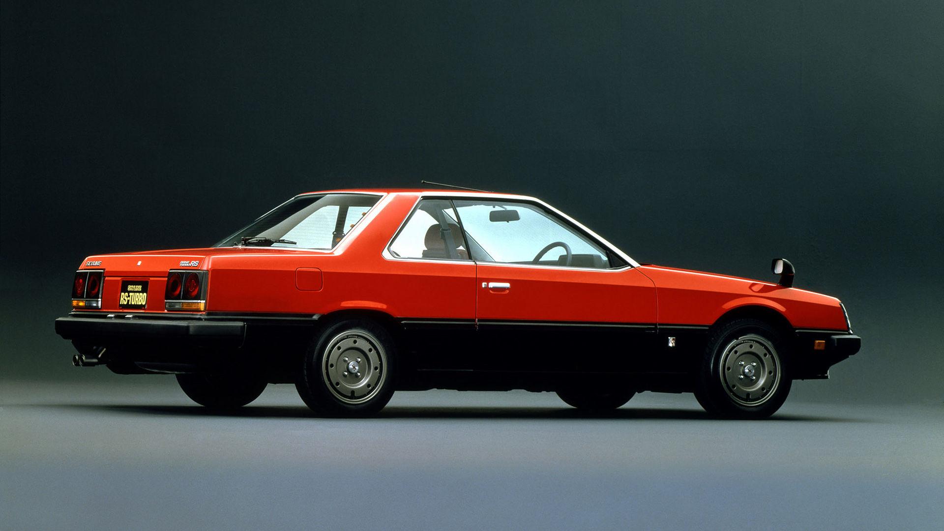 1983 Nissan Skyline 2000RS Turbo
