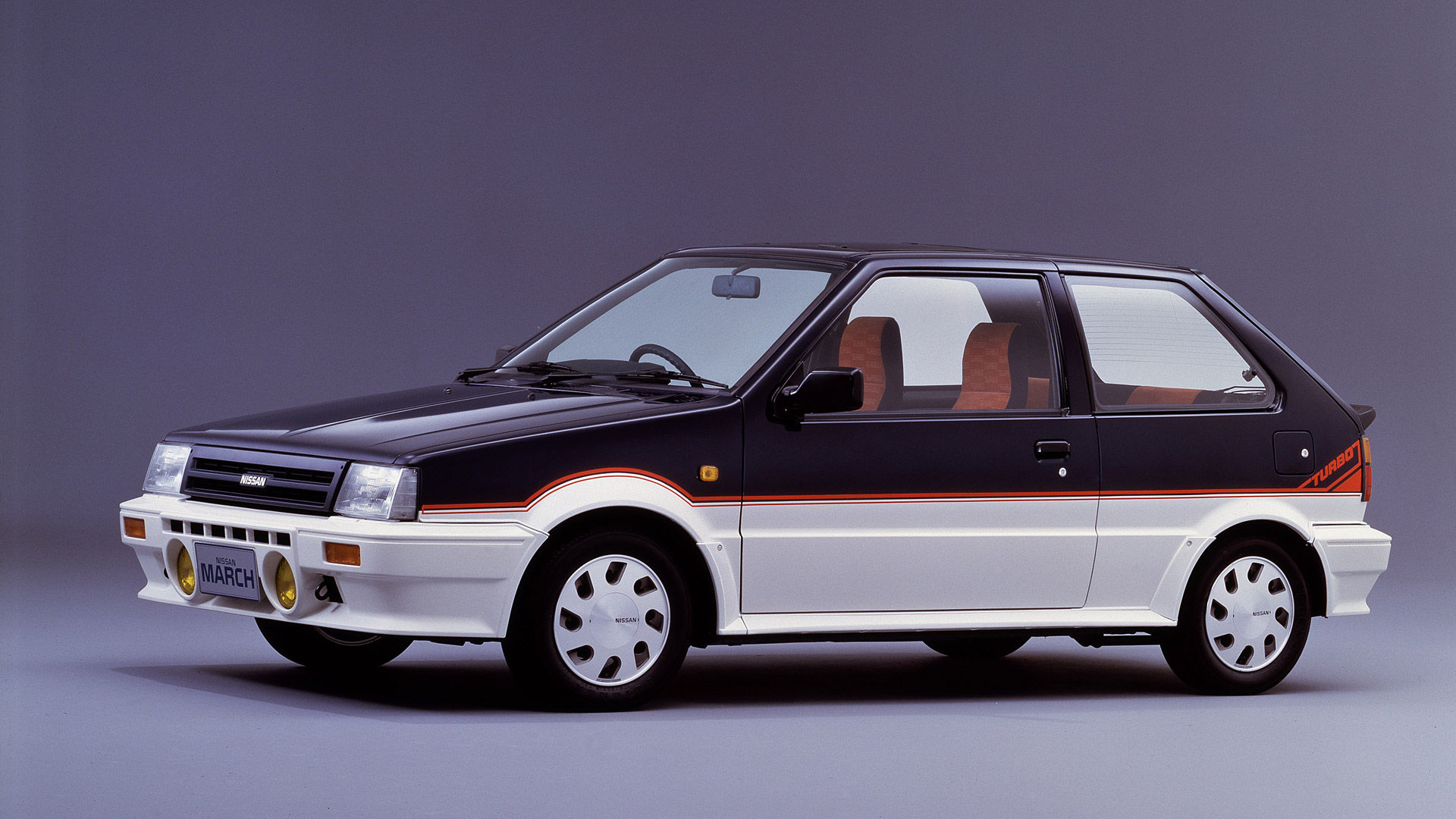 1985 Nissan March Turbo