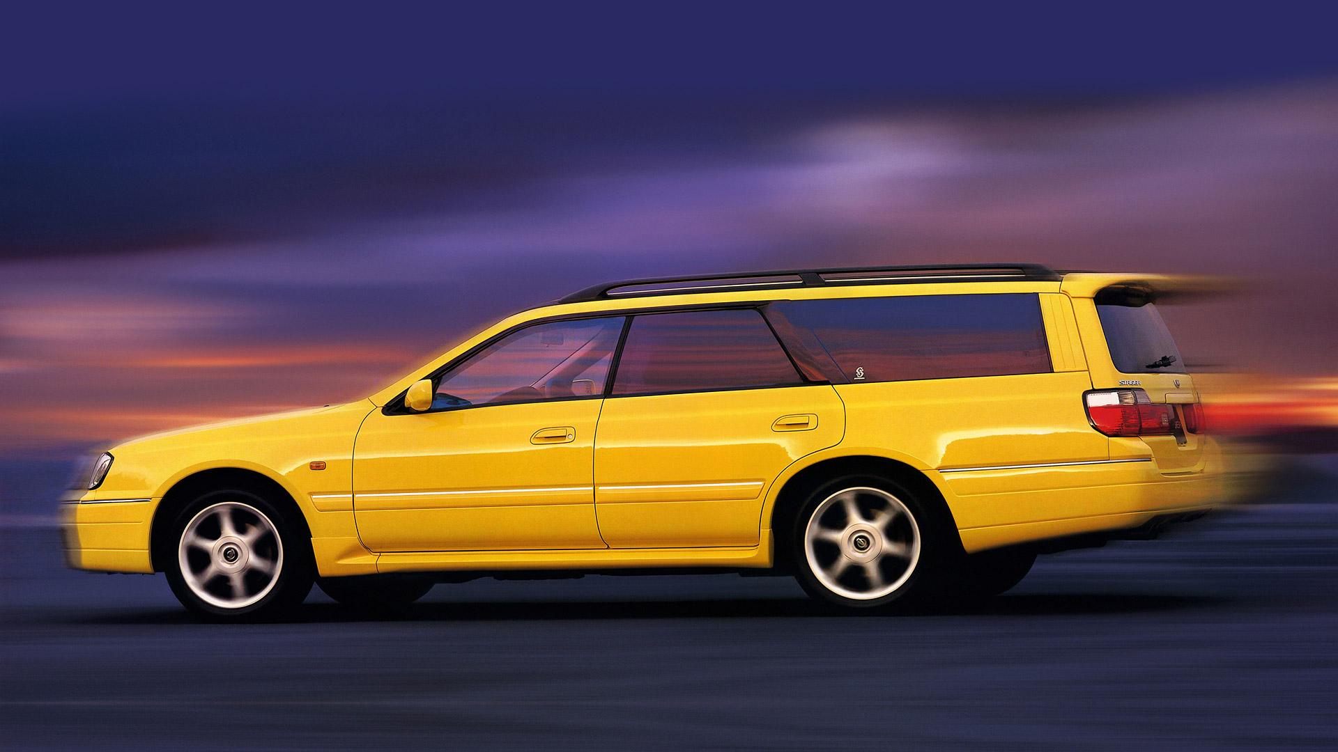 1996 Nissan Stagea