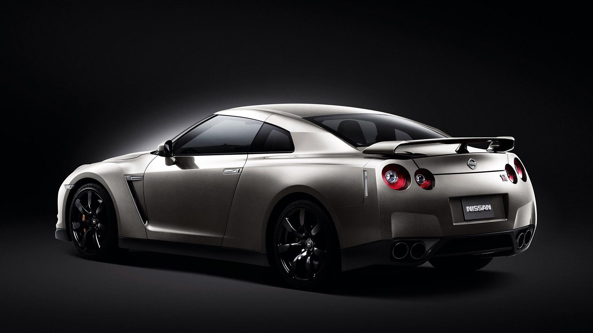 2008 Nissan GT-R Black Edition