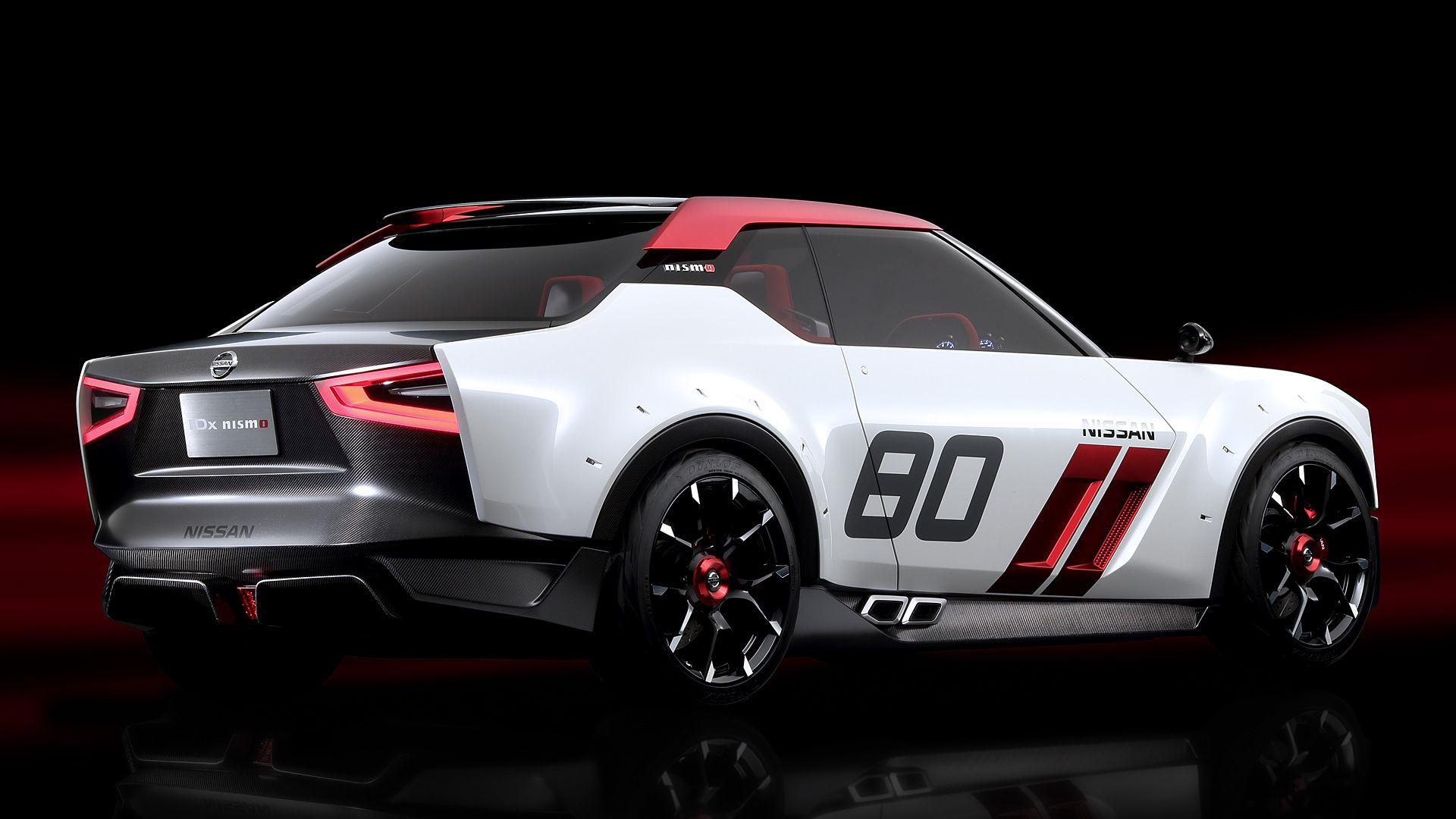 2013 Nissan IDx Nismo Concept