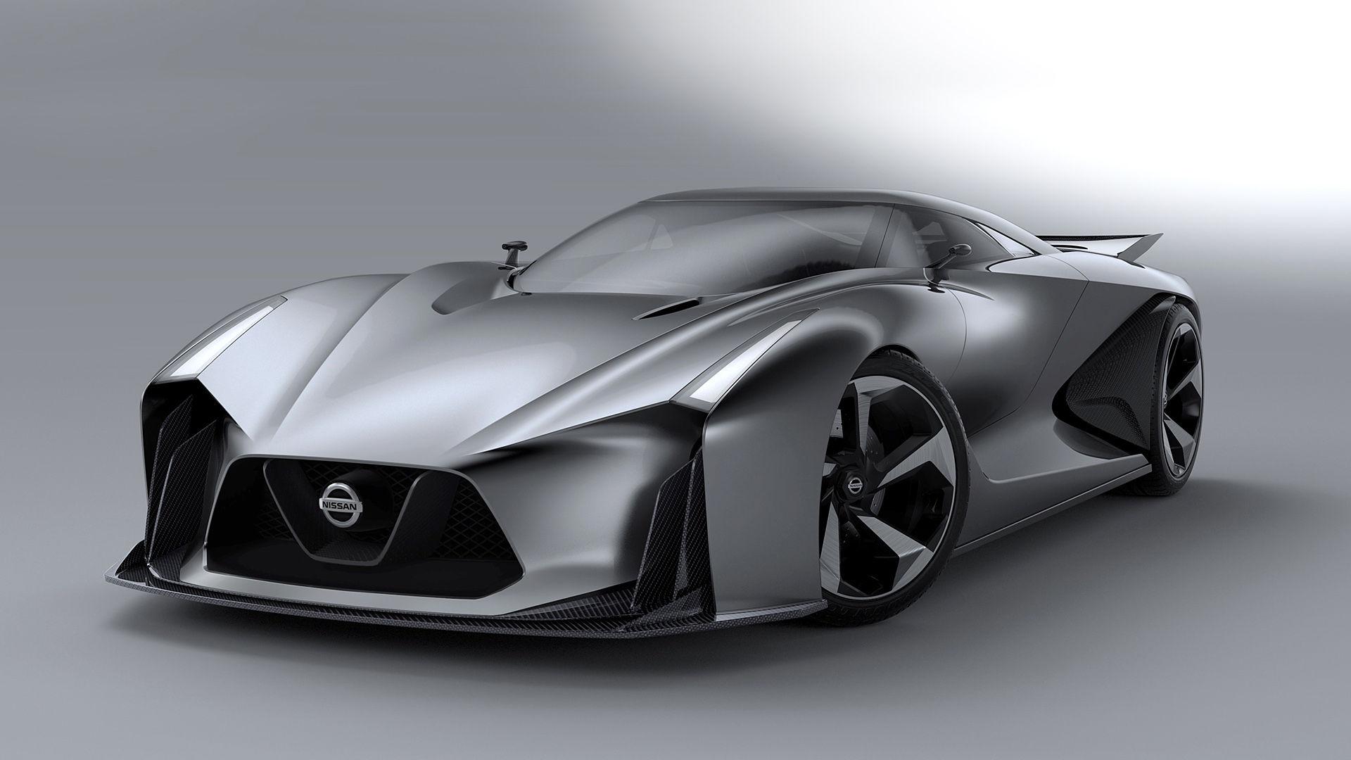 2014 Nissan 2020 Vision Gran Turismo Concept