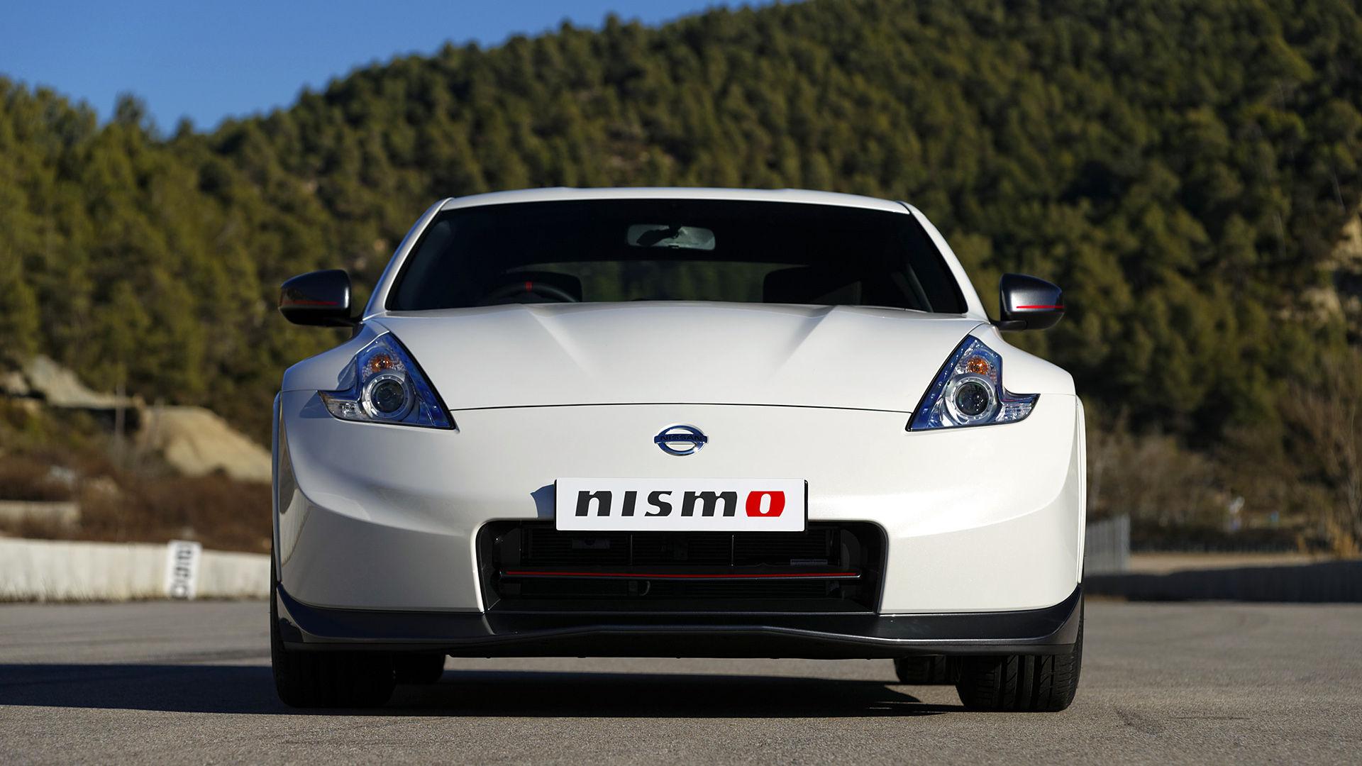 2014 Nissan 370Z Nismo