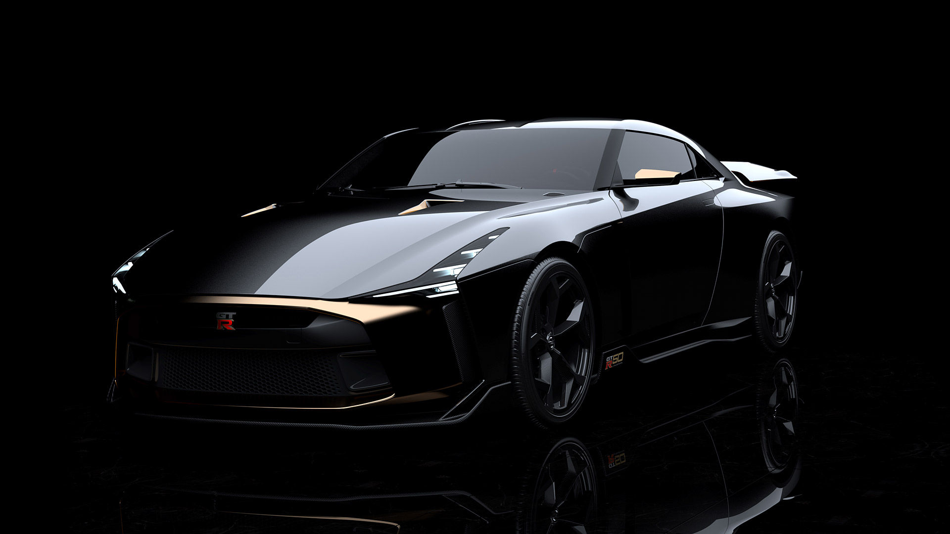 2018 Nissan GT-R50 by Italdesign Concept