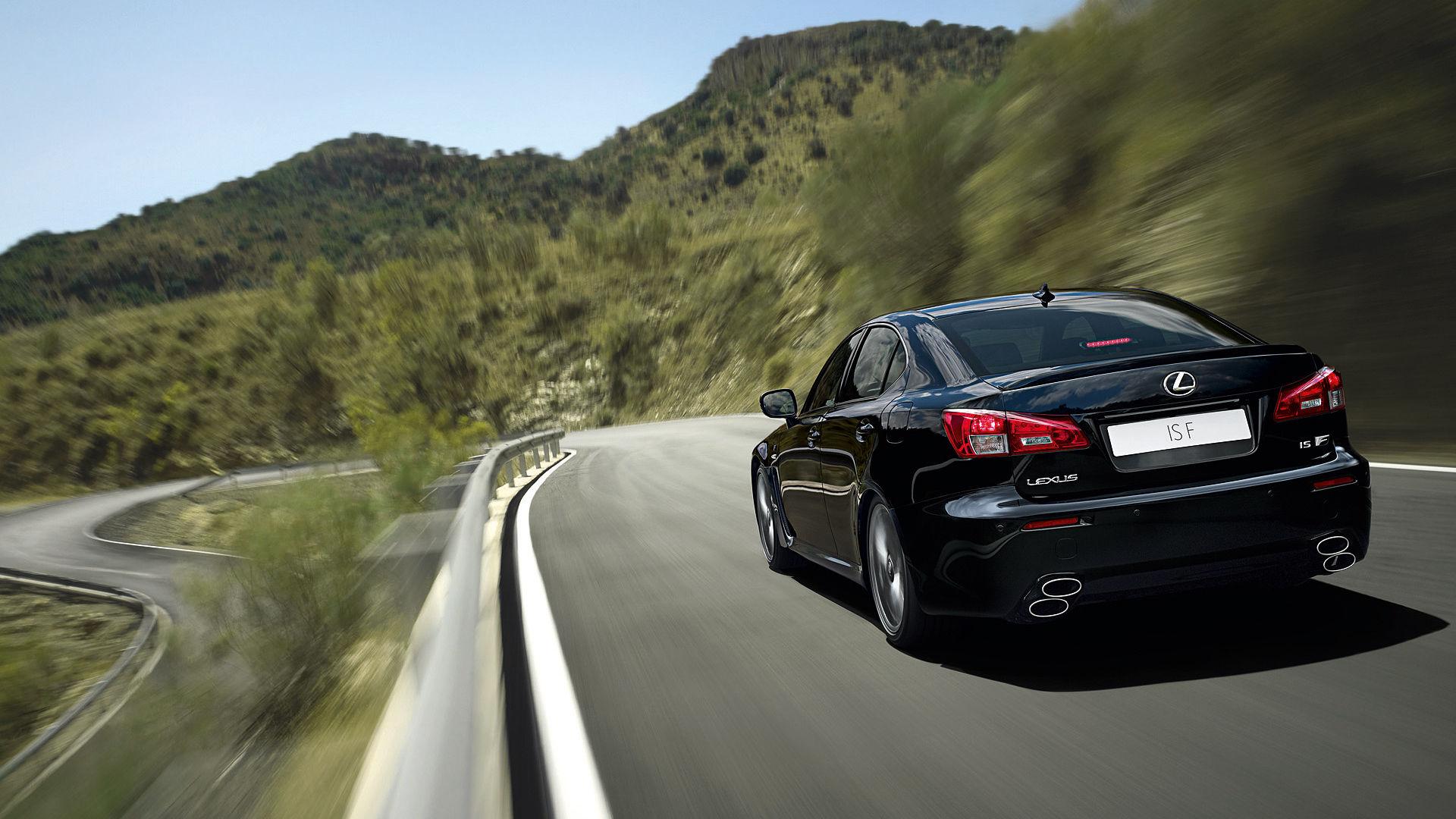 2011 Lexus IS-F