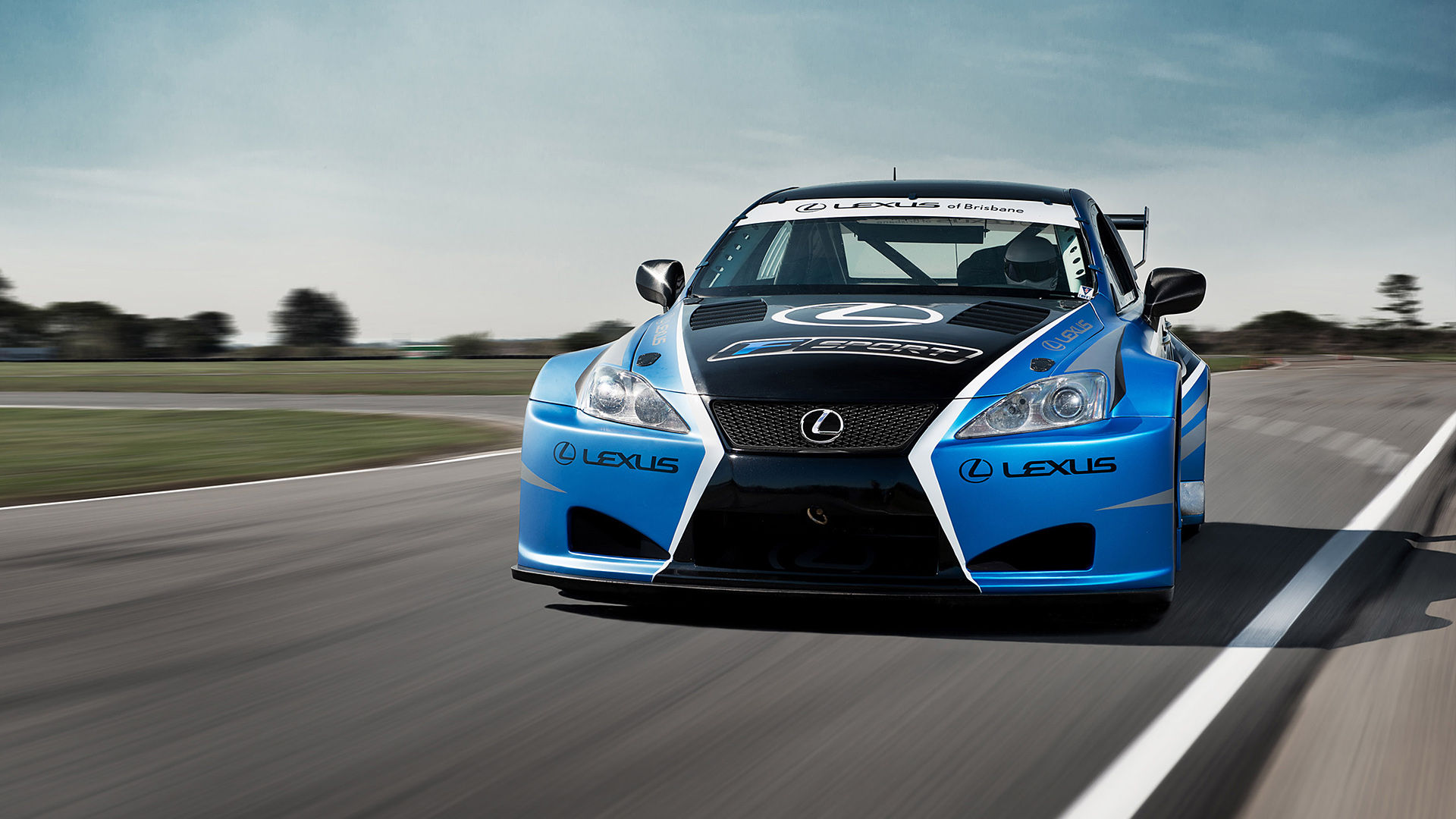 2013 Lexus IS-F Race Car