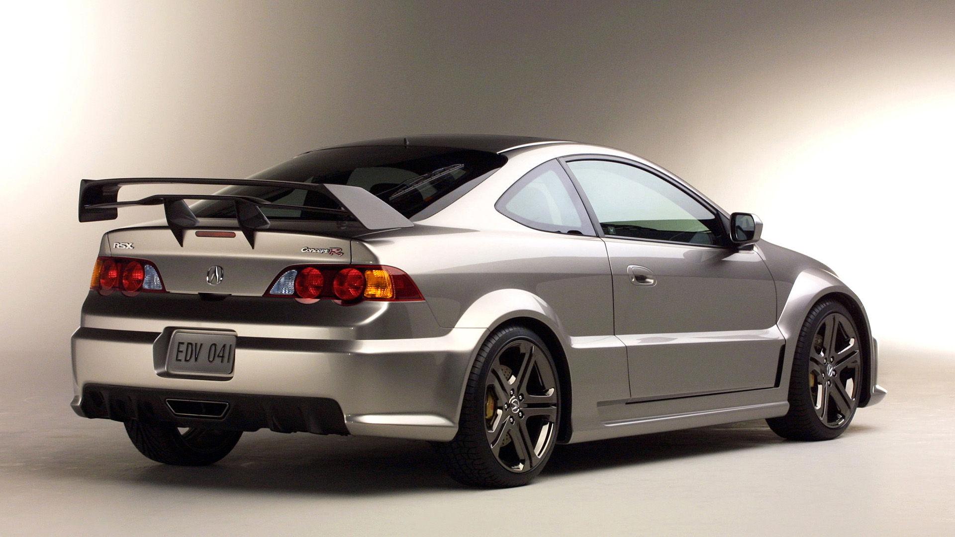 2002 Acura RSX SEMA Concept